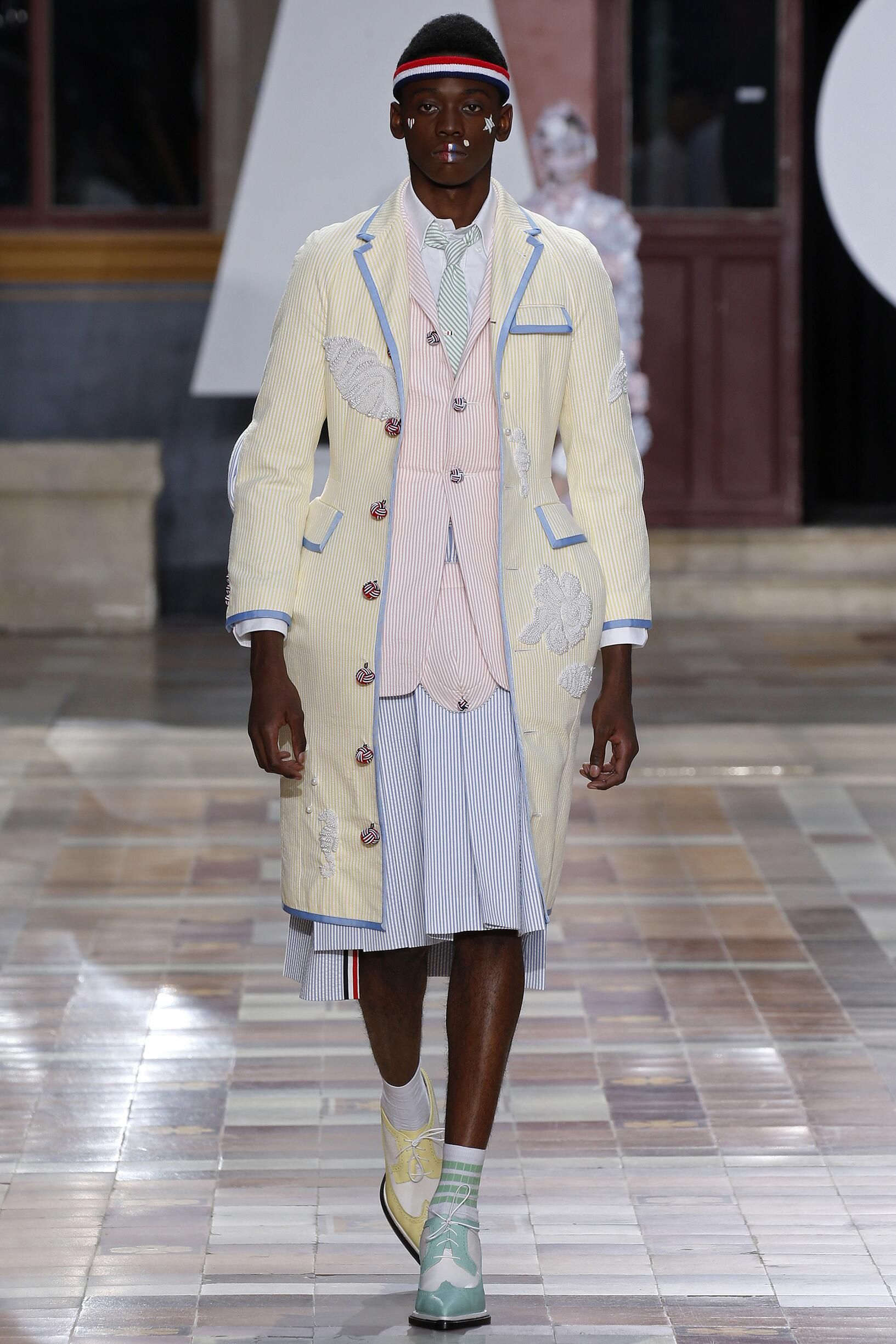 2020 Thom Browne Spring Summer Man