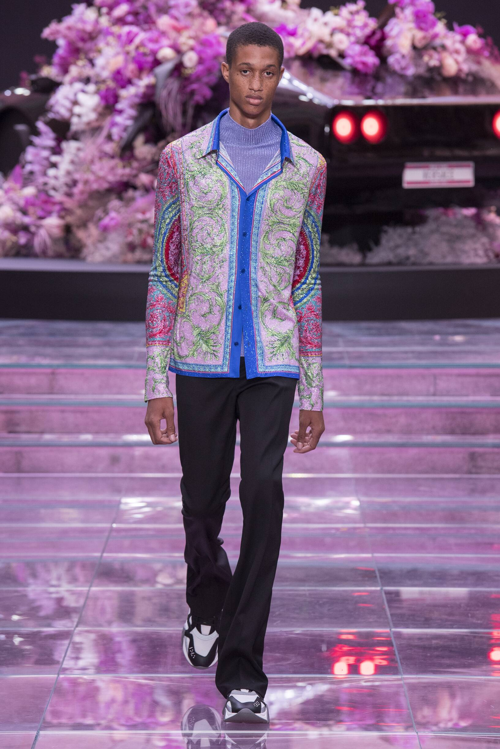 2020 Versace Summer Catwalk