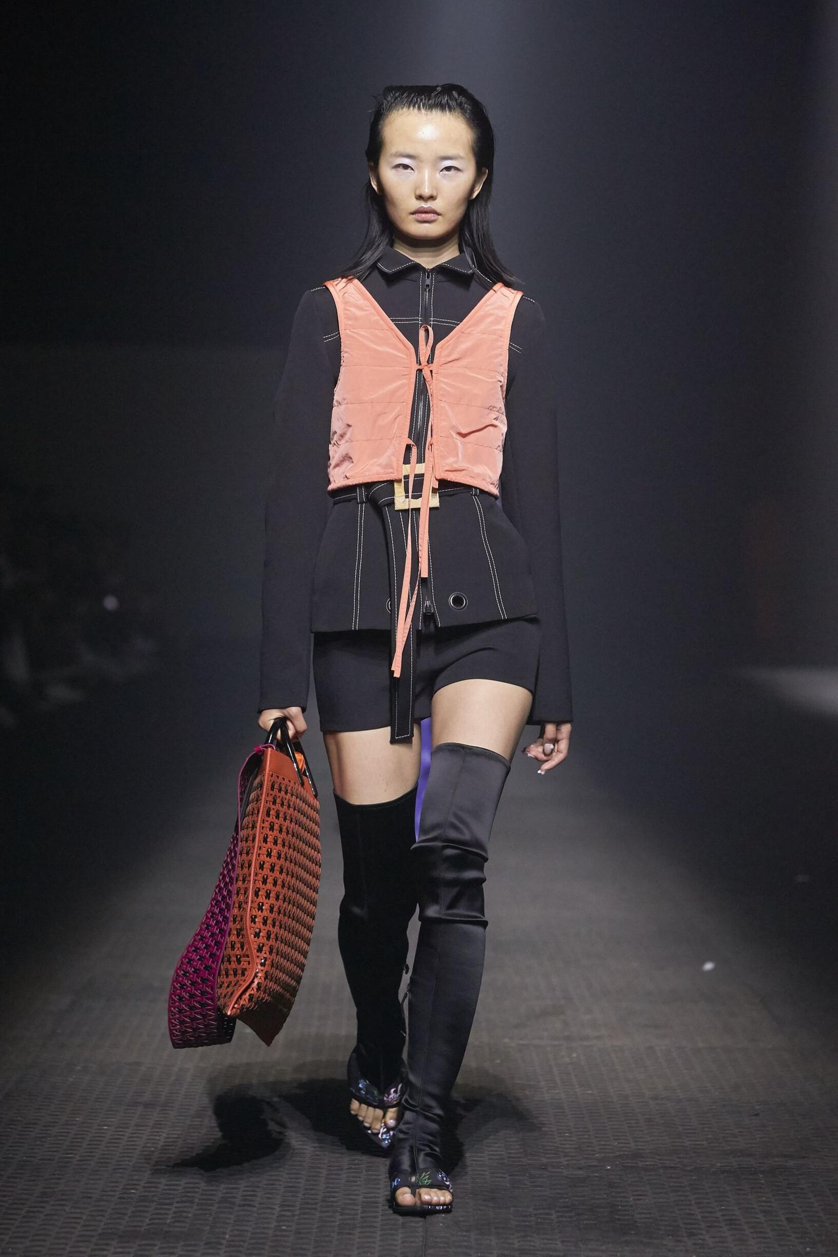 2020 Woman Style Kenzo