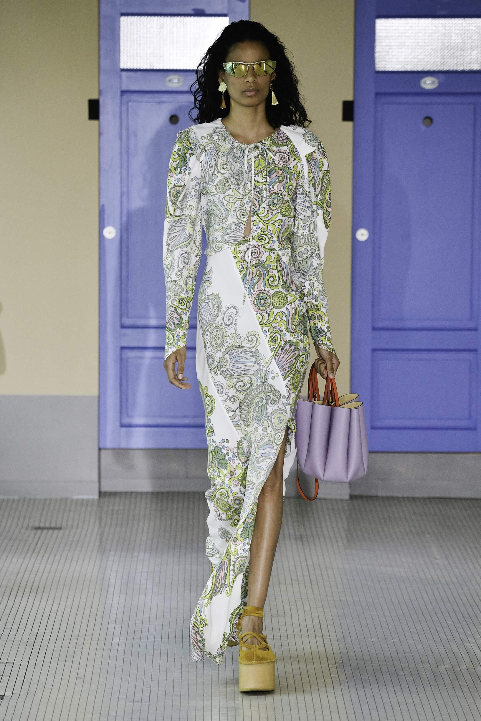 2020 Woman Style Lanvin