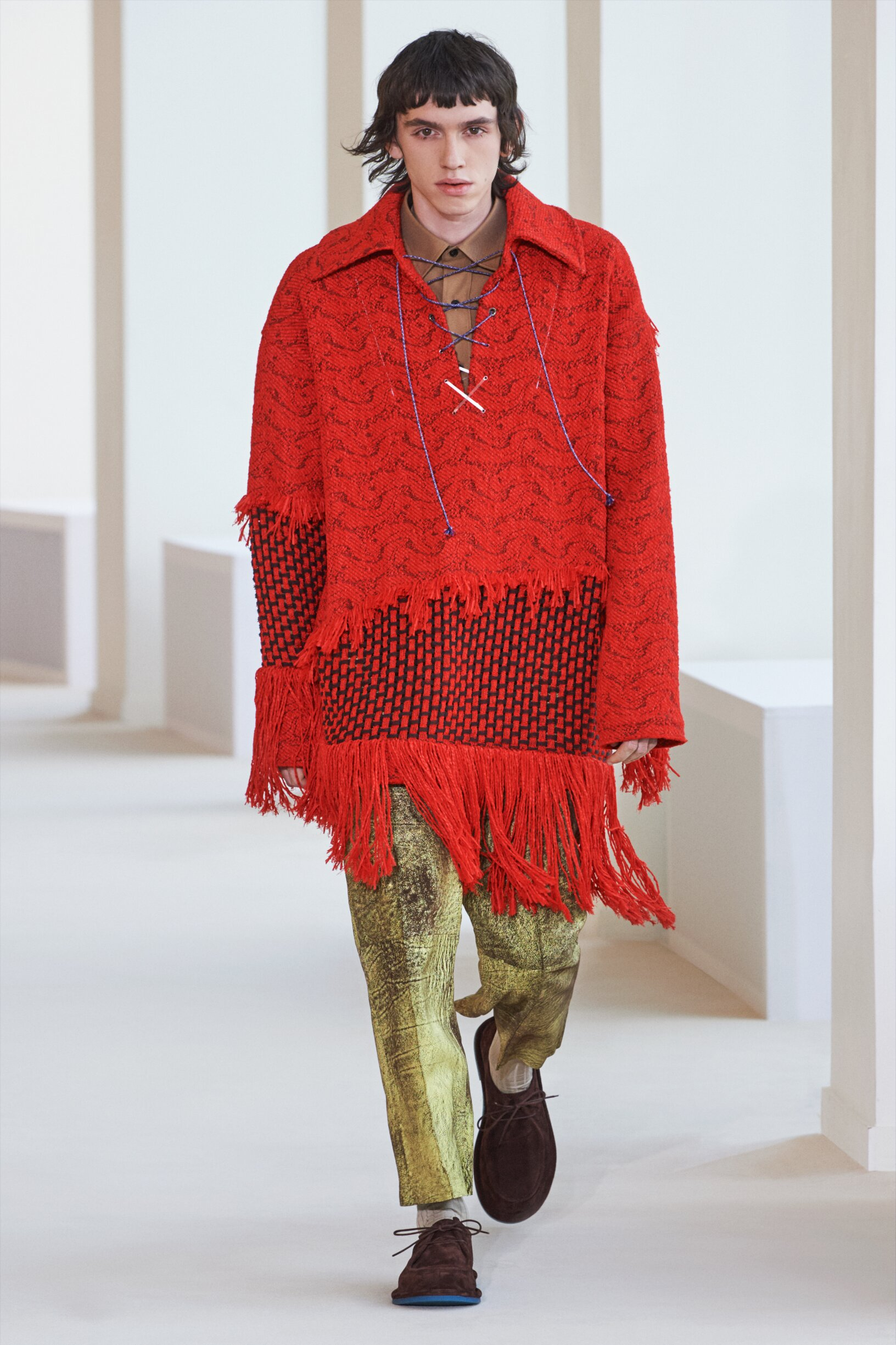 Acne Studios Paris Fashion Week Menswear