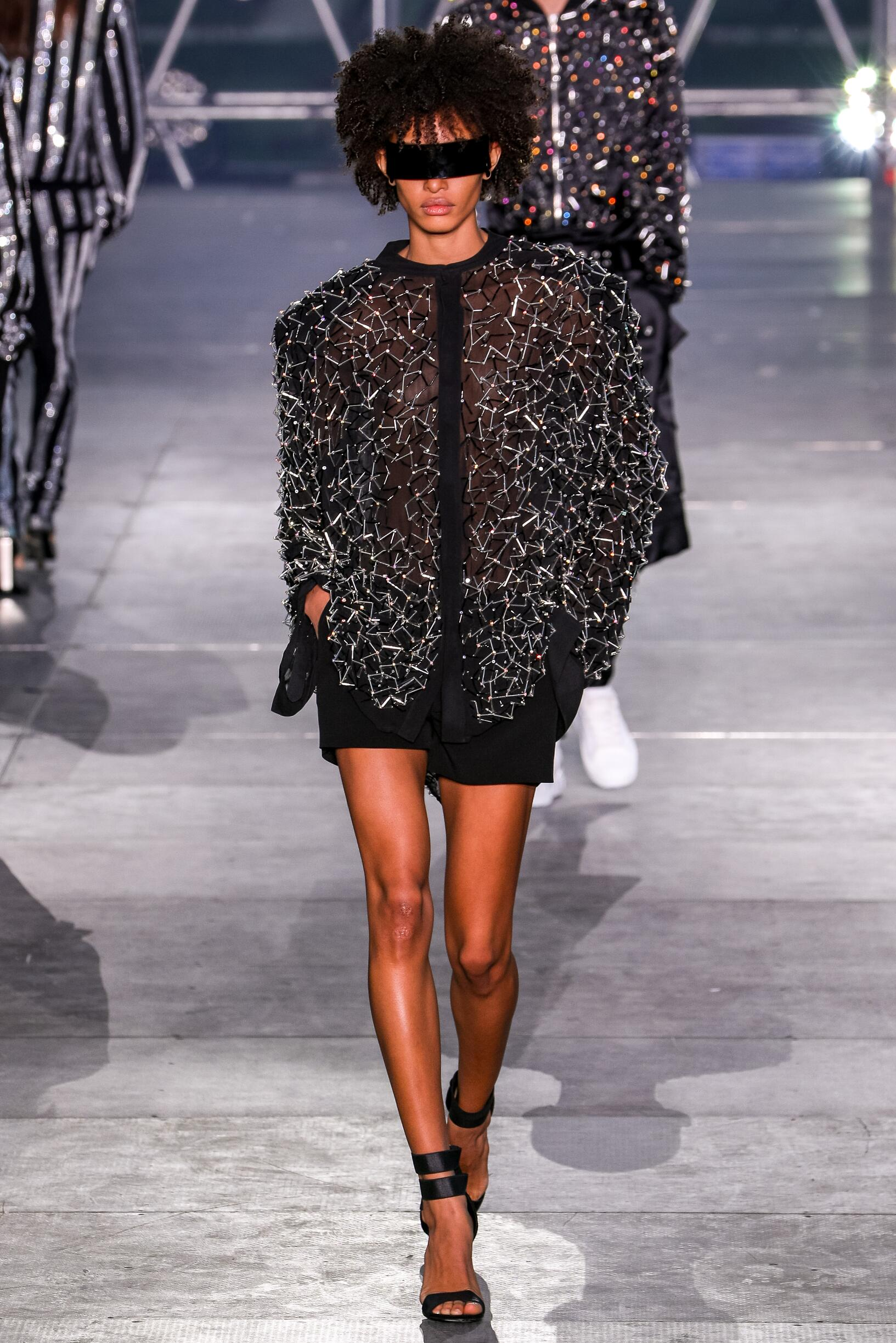 Balmain 2020 Paris Trends Womenswear