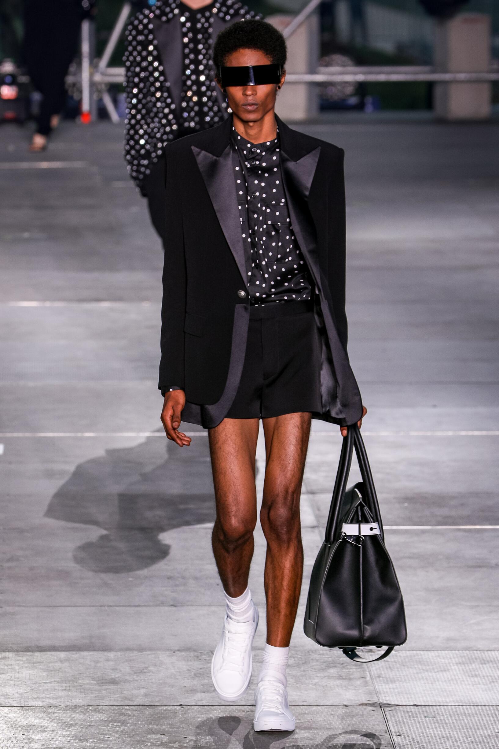 Balmain Menswear Collection Trends