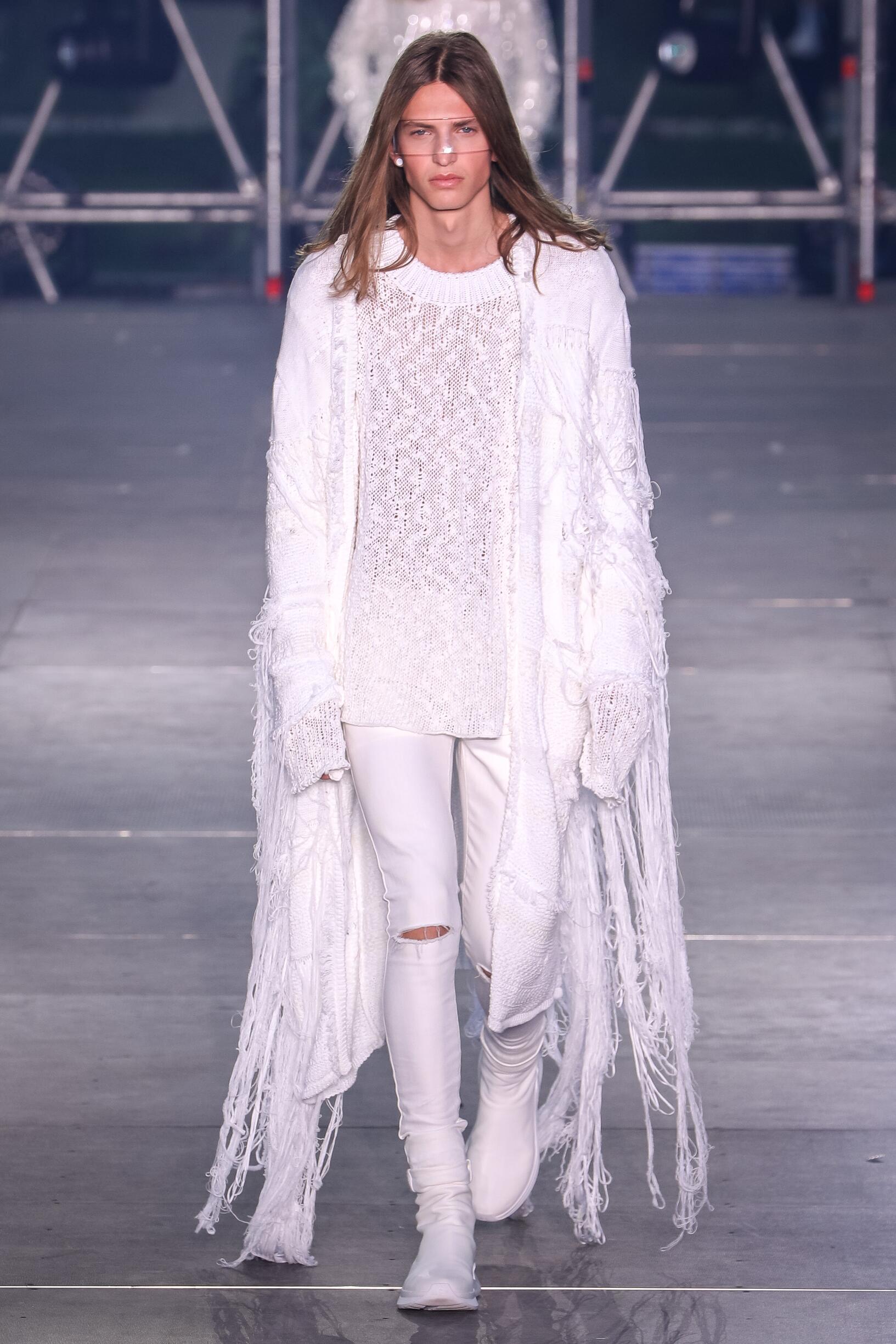 Balmain SS 2020 Menswear