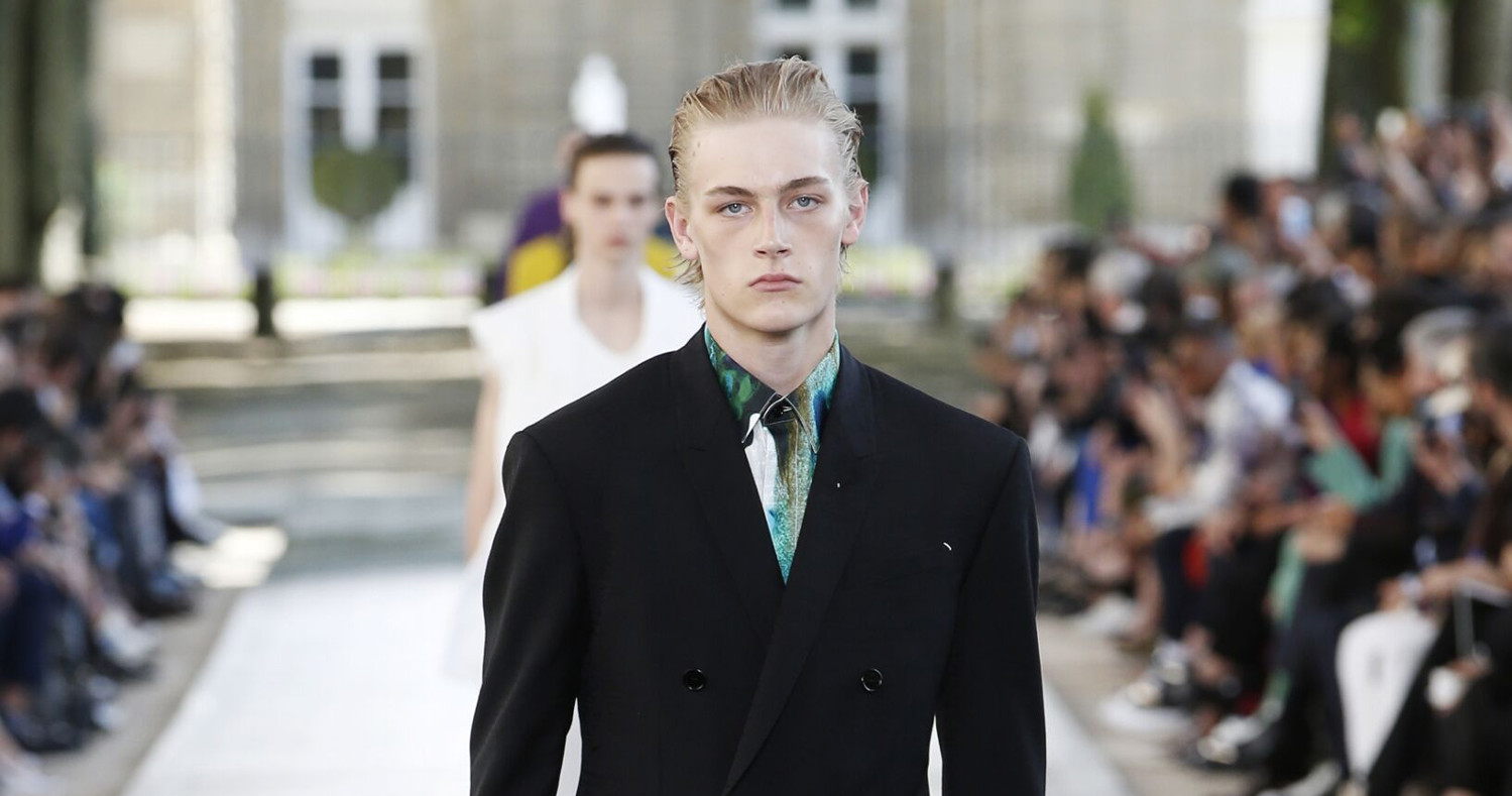 Berluti Fashion Show SS 2020 Paris