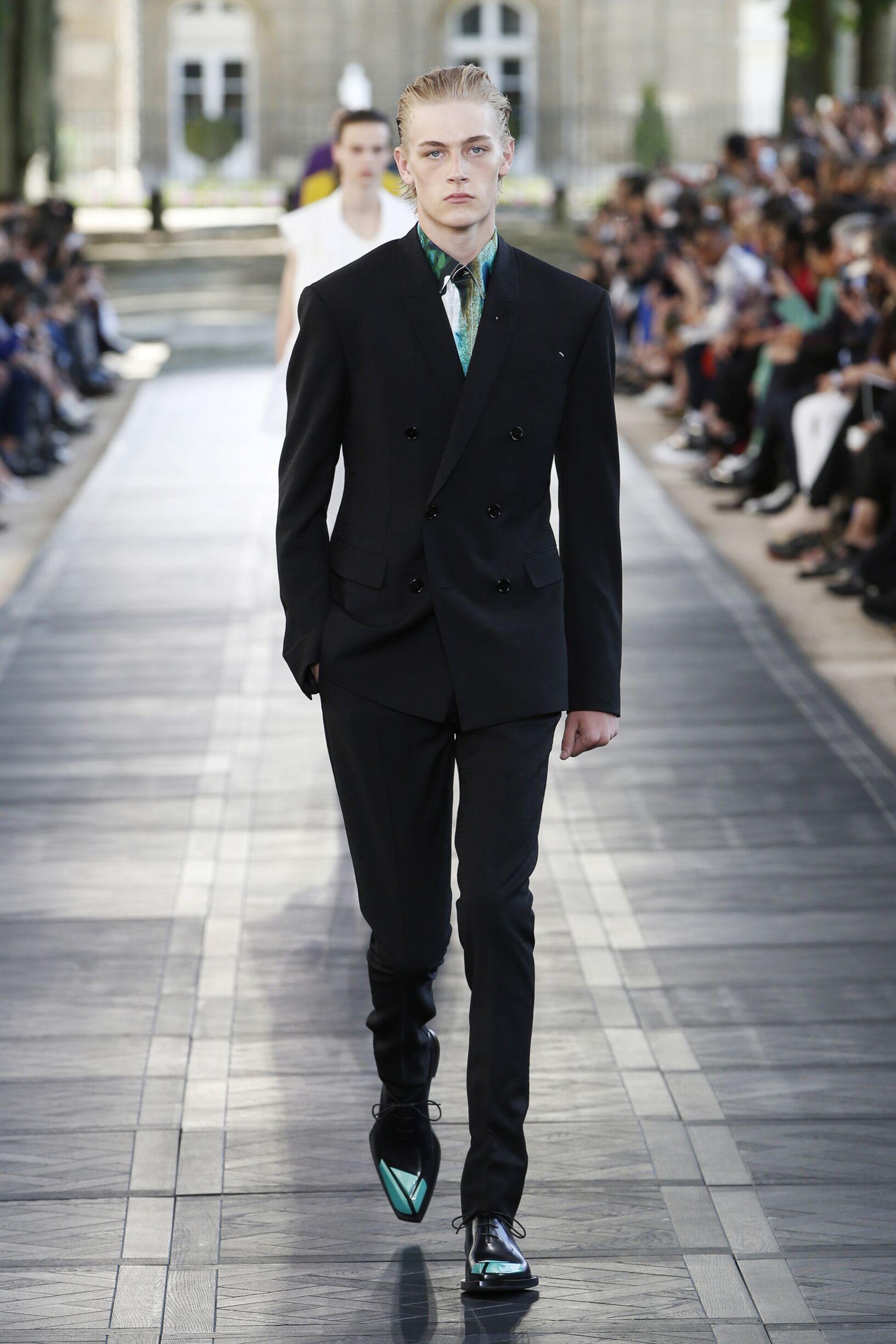 Berluti Fashion Show SS 2020