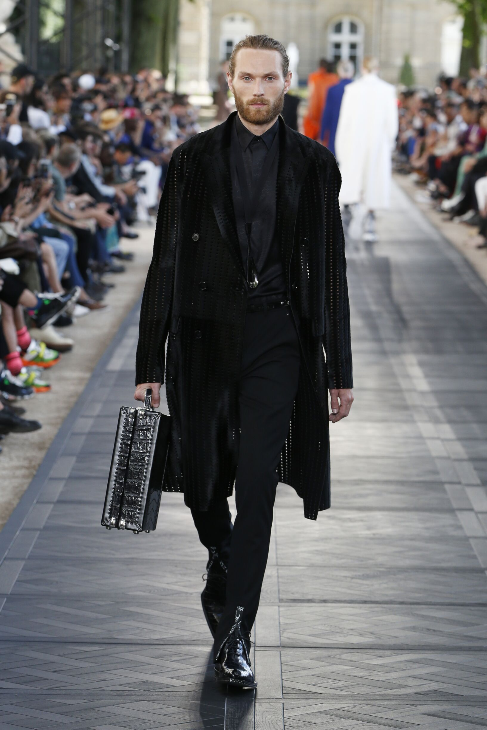 Berluti Paris Fashion Week Menswear