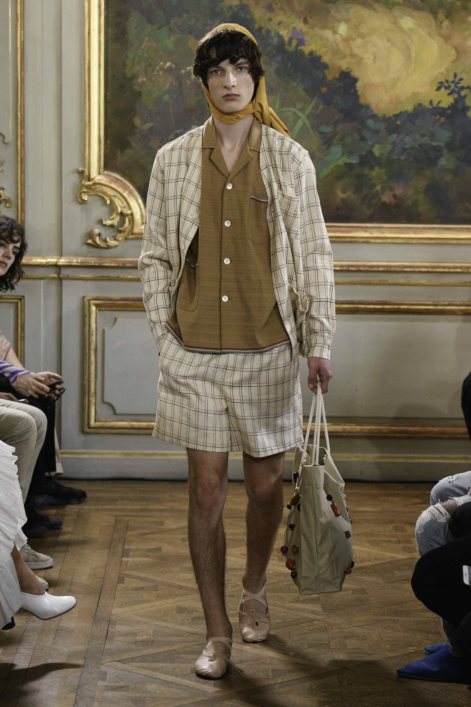 Bode Fashion Show