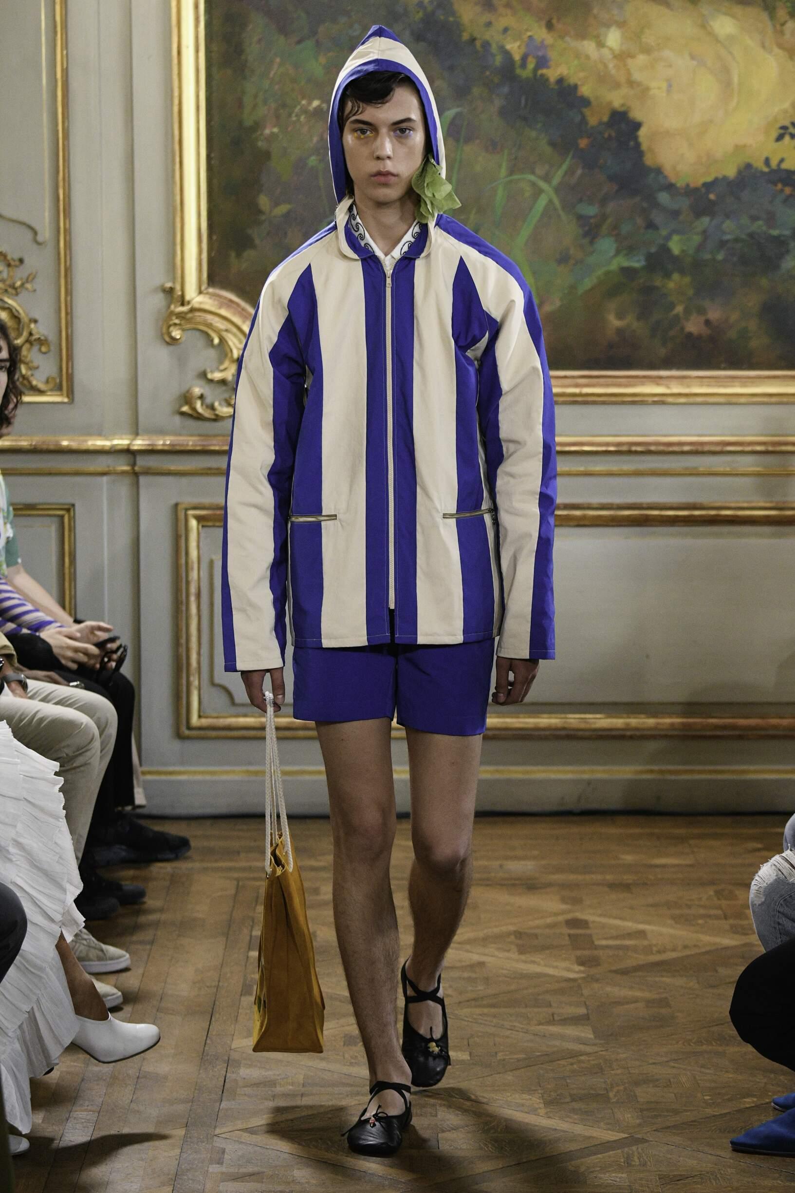 Bode Paris Fashion Week Menswear