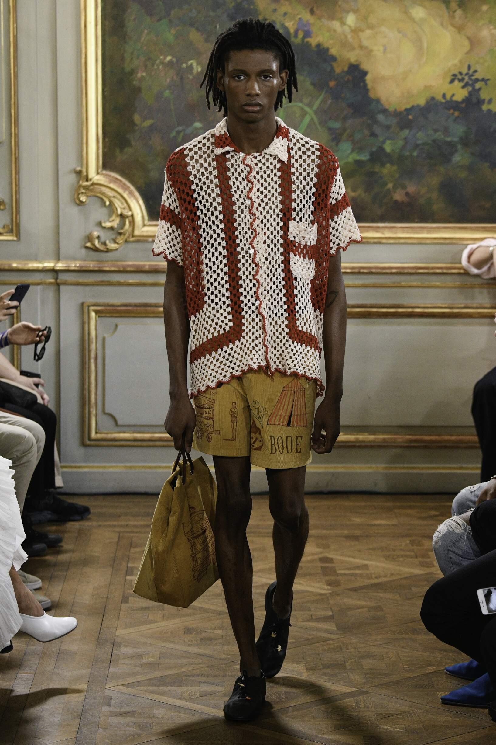 Bode Paris Fashion Week