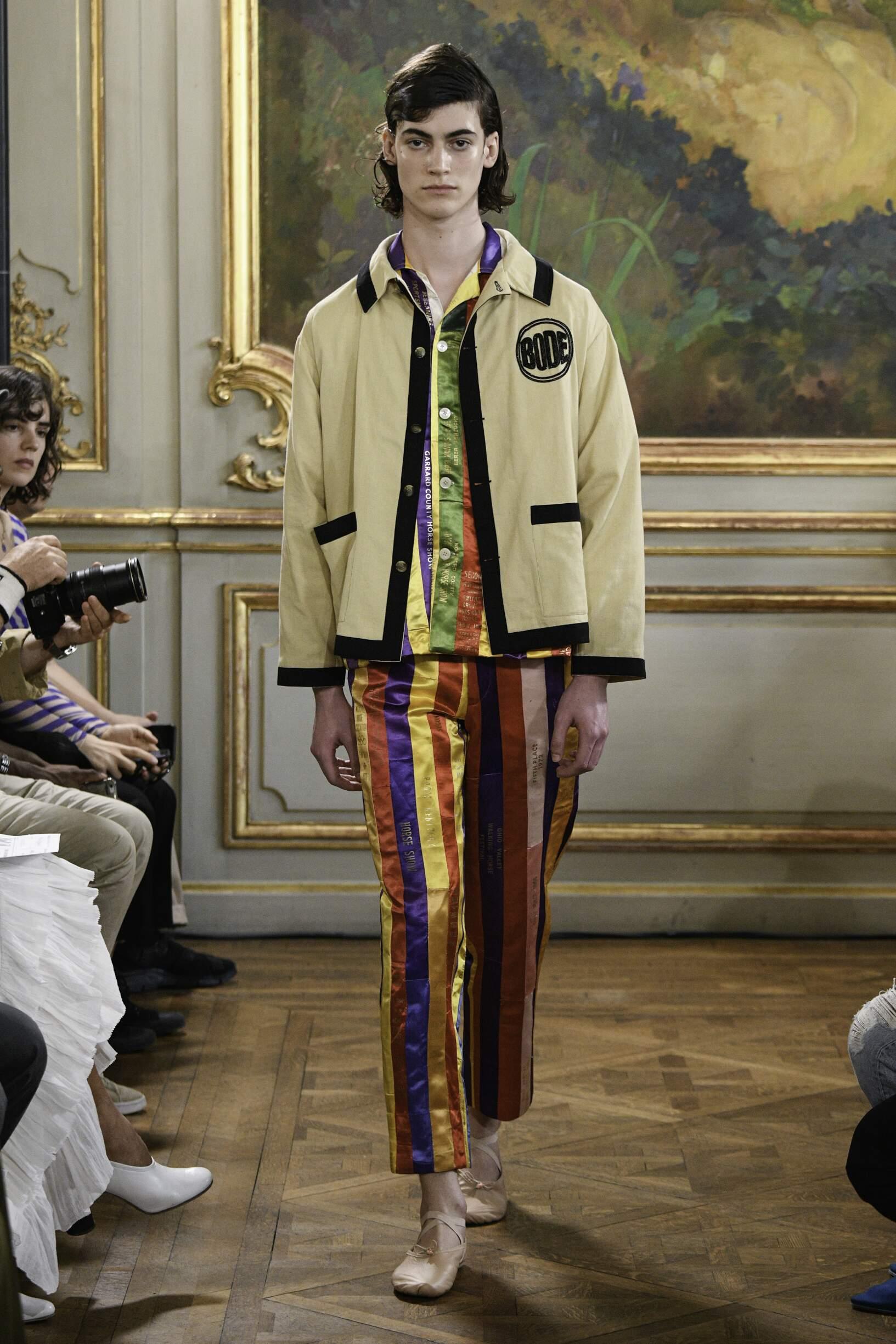 Bode Spring Summer 2020 Collection Paris Fashion Week