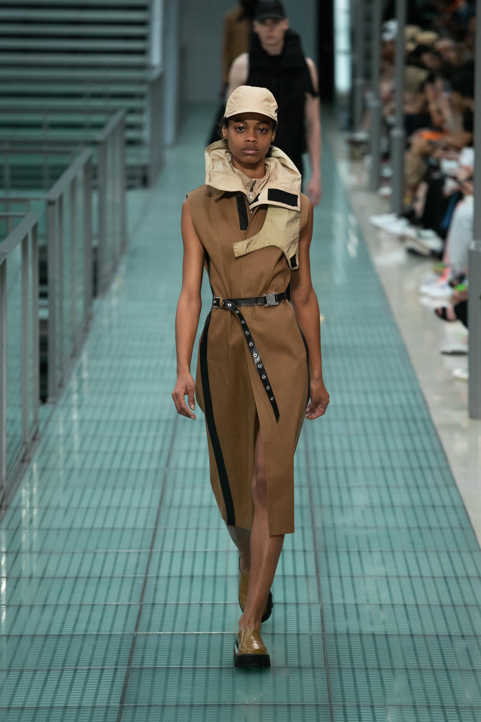 Catwalk Alyx Woman Fashion Show Summer 2020
