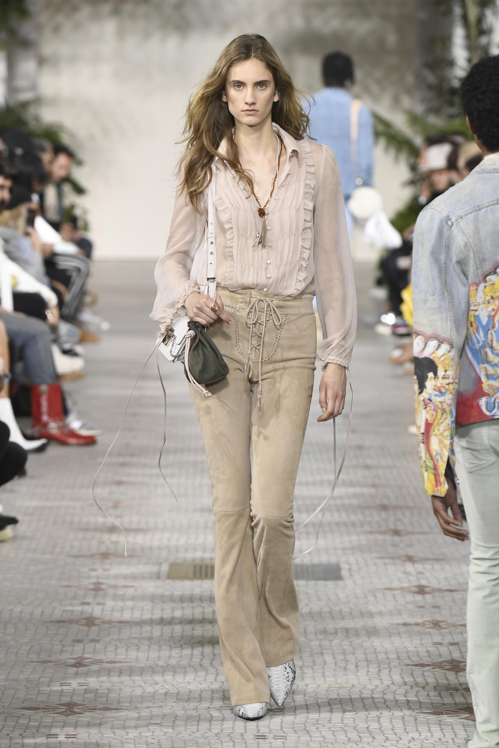 Catwalk Amiri