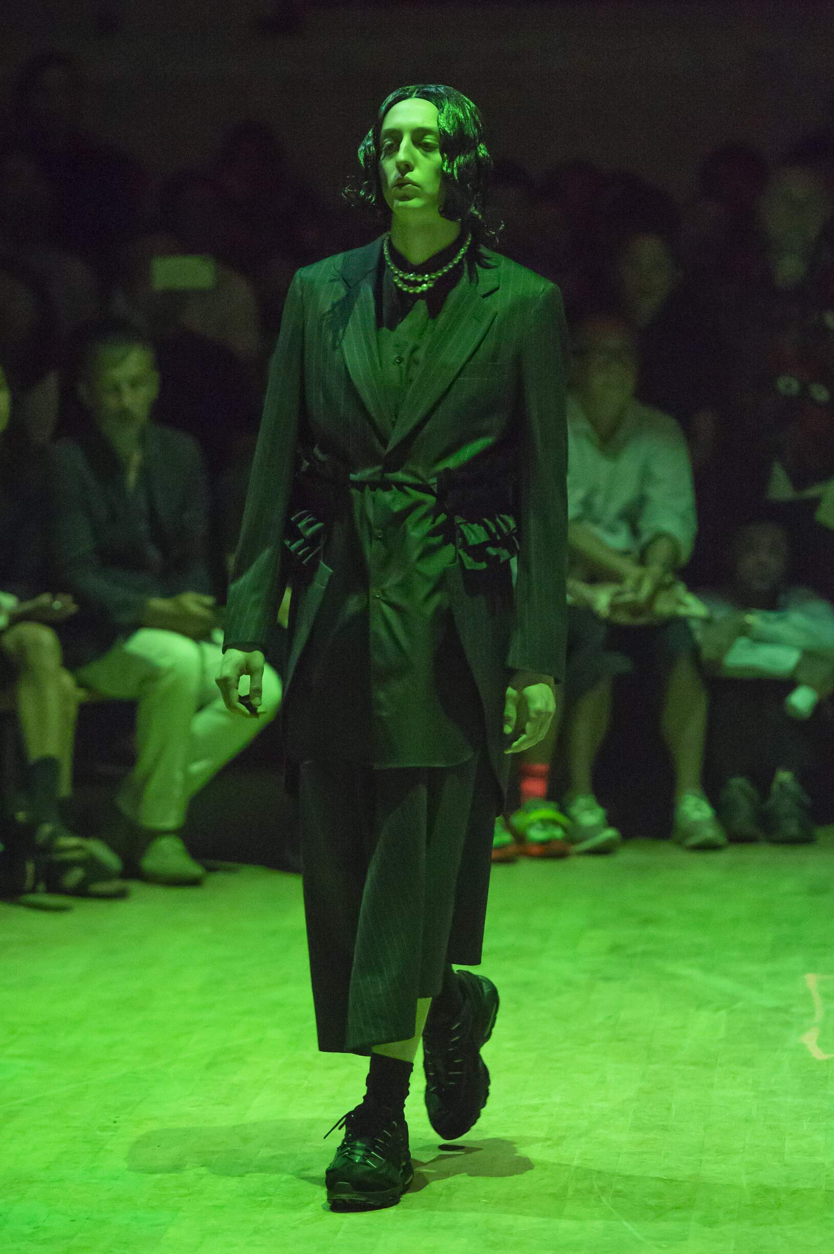Catwalk Comme des Garçons Homme Plus Man Fashion Show Summer 2020