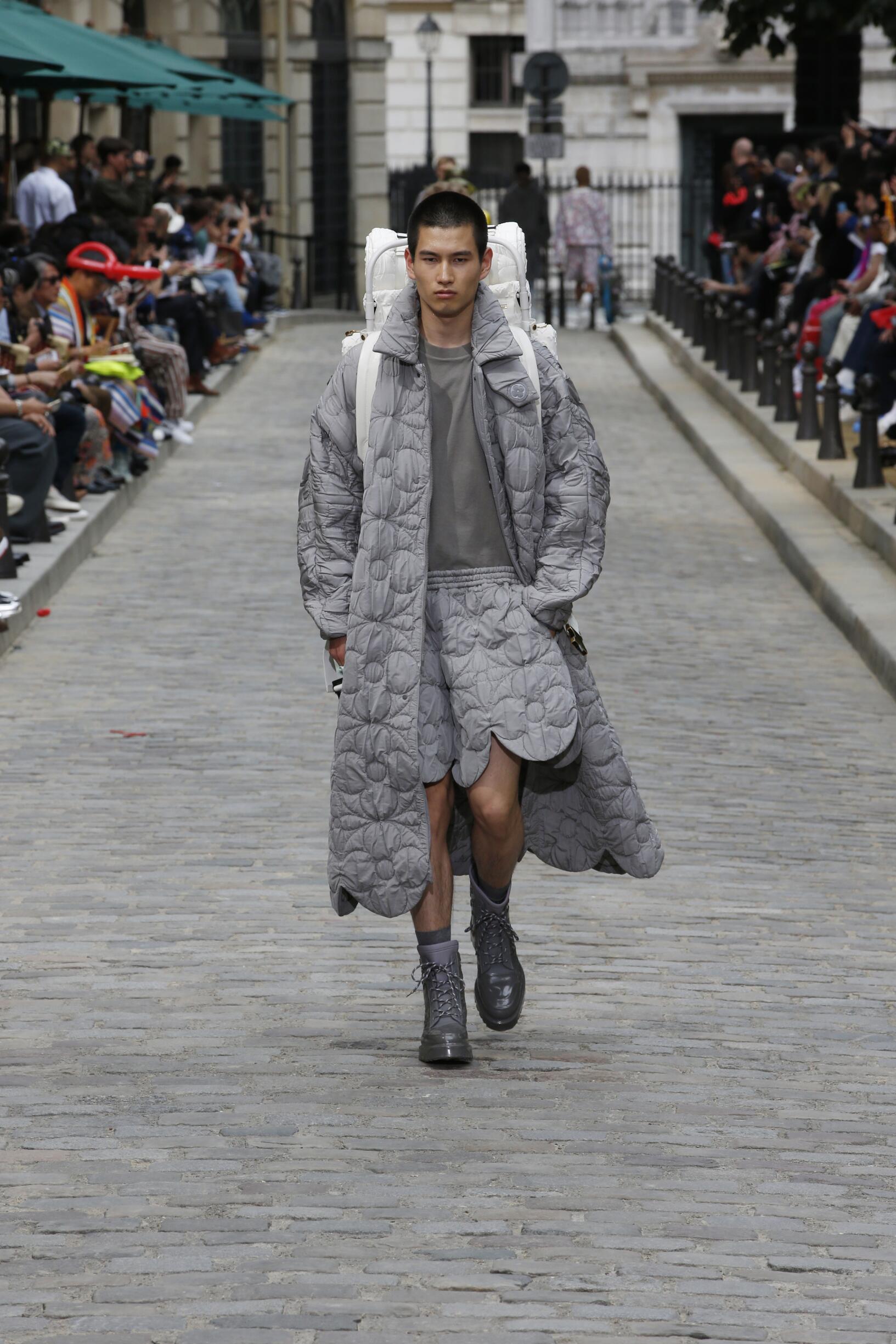 Catwalk Louis Vuitton Summer 2020