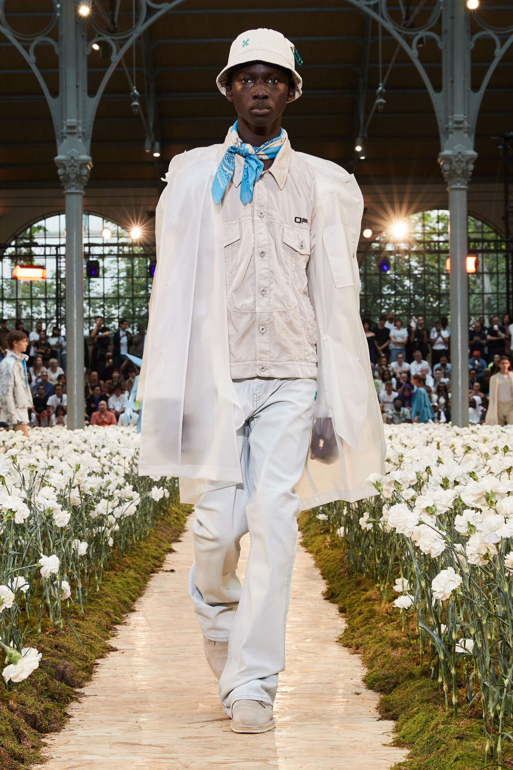 Catwalk Off White c/o Virgil Abloh Summer 2020