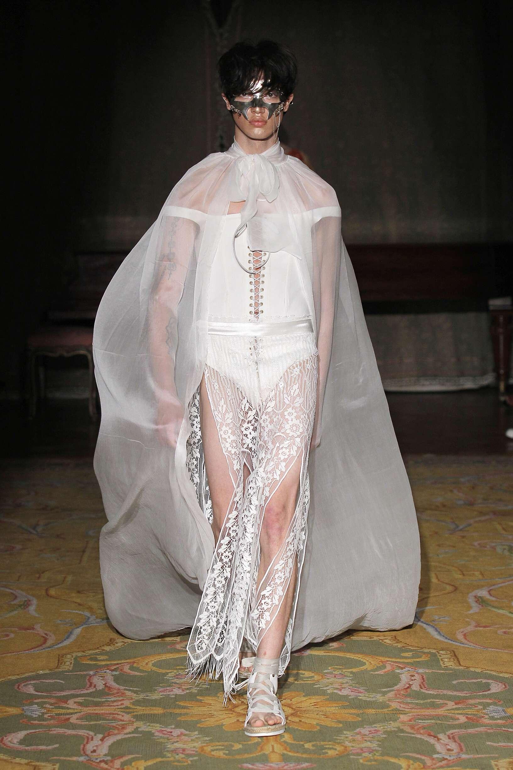 Catwalk Palomo Spain Man Fashion Show Summer 2020