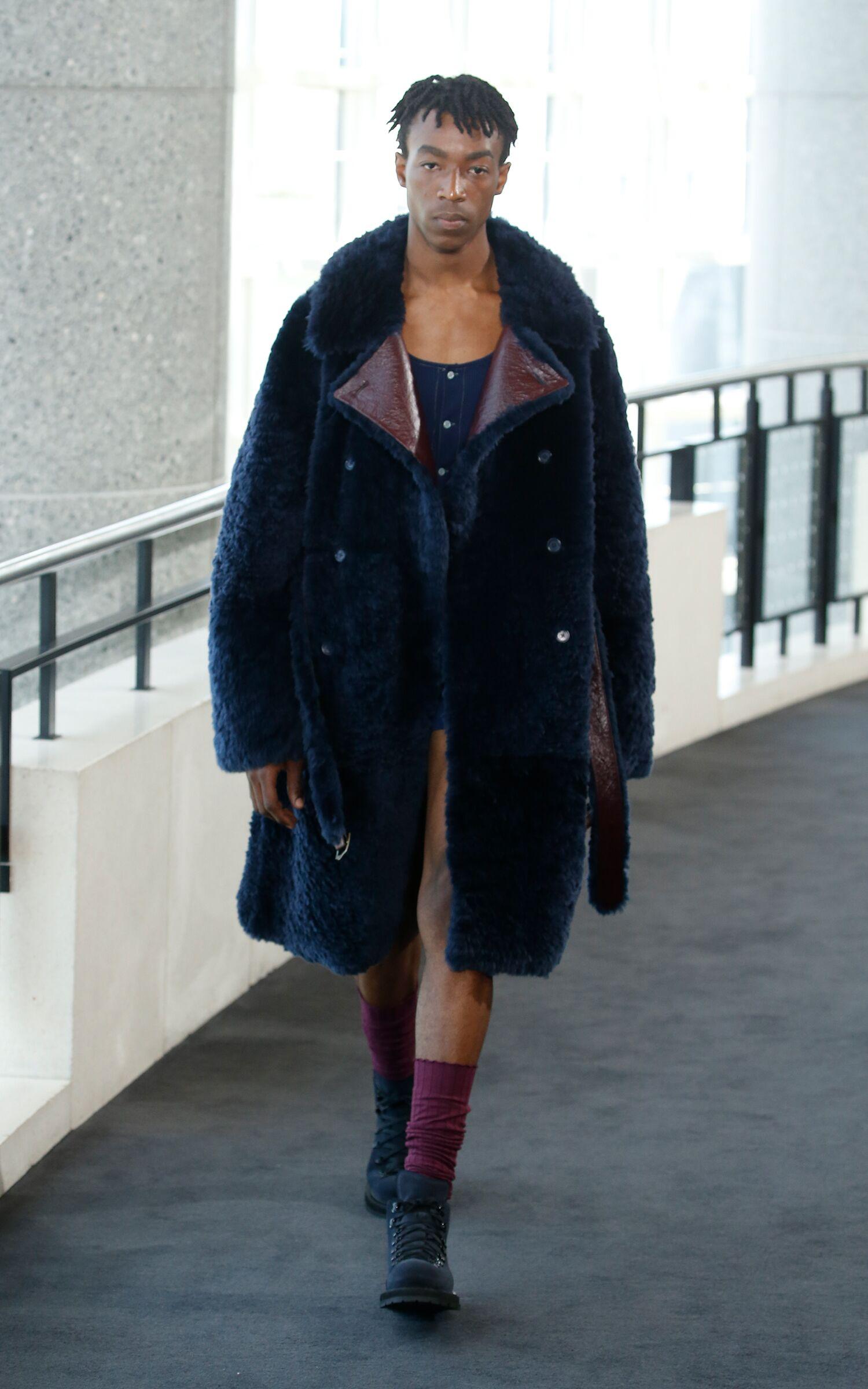 Catwalk Sies Marjan Man Fashion Show Summer 2020