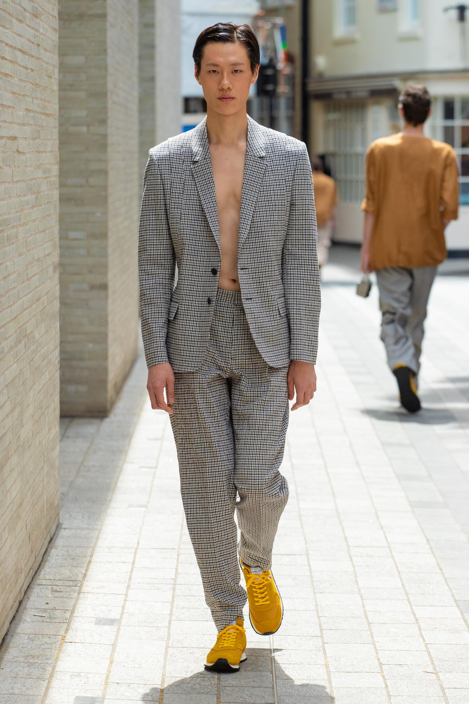 Chalayan Spring Summer 2020 Mens Collection London Fashion Week
