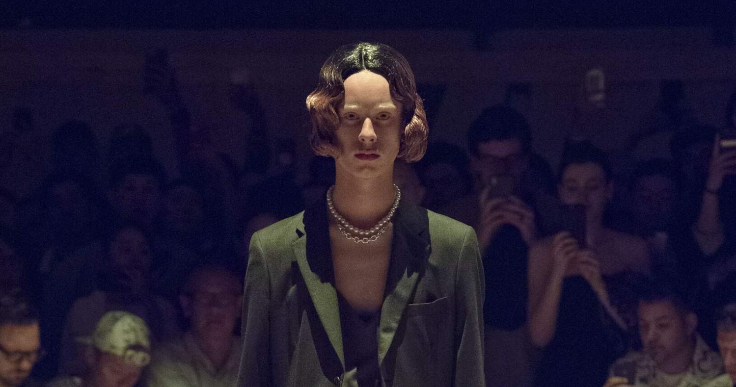 Comme des Garçons Homme Plus Fashion Show SS 2020 Paris