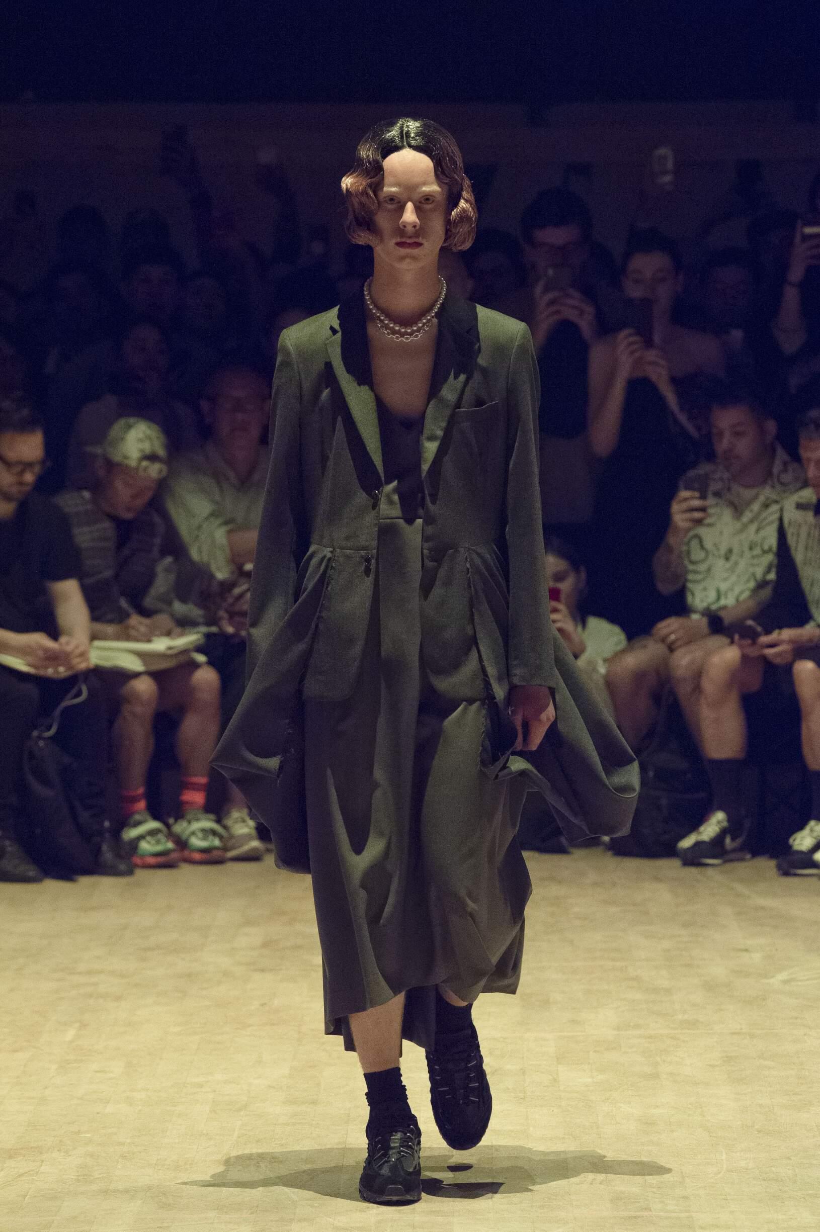 Comme des Garçons Homme Plus Fashion Show SS 2020
