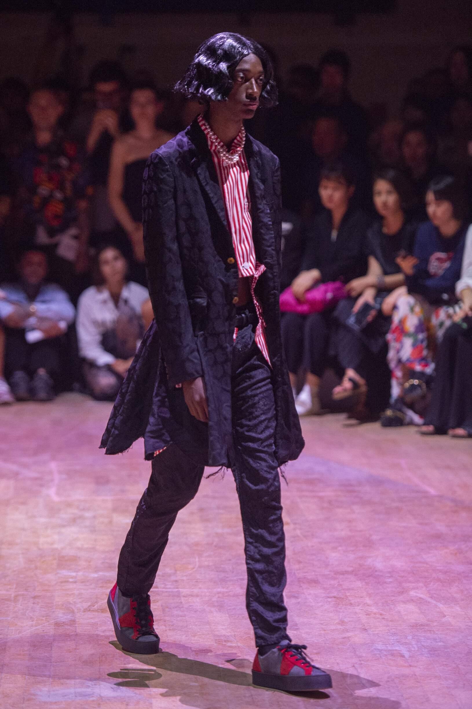 Comme des Garçons Homme Plus Paris Fashion Week Menswear