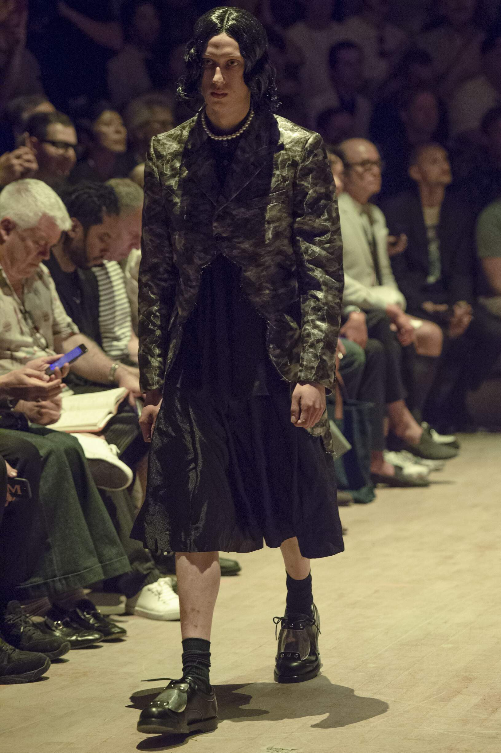 Comme des Garçons Homme Plus Spring Summer 2020 Collection Paris Fashion Week