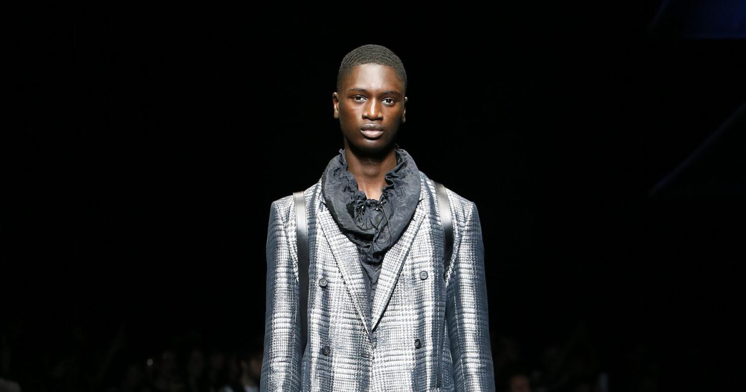 Emporio Armani Fashion Show SS 2020 Milan