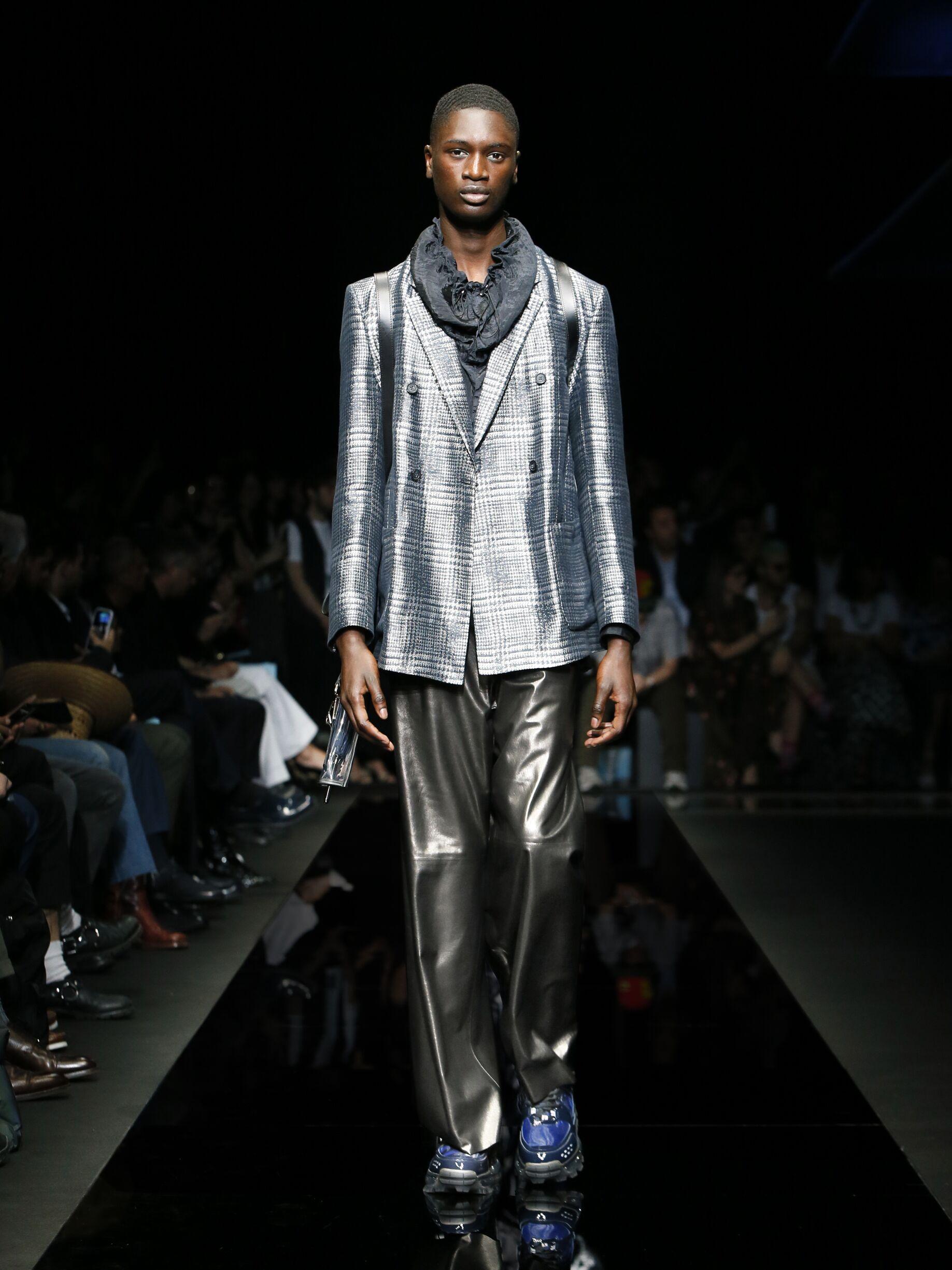 Emporio Armani Fashion Show SS 2020