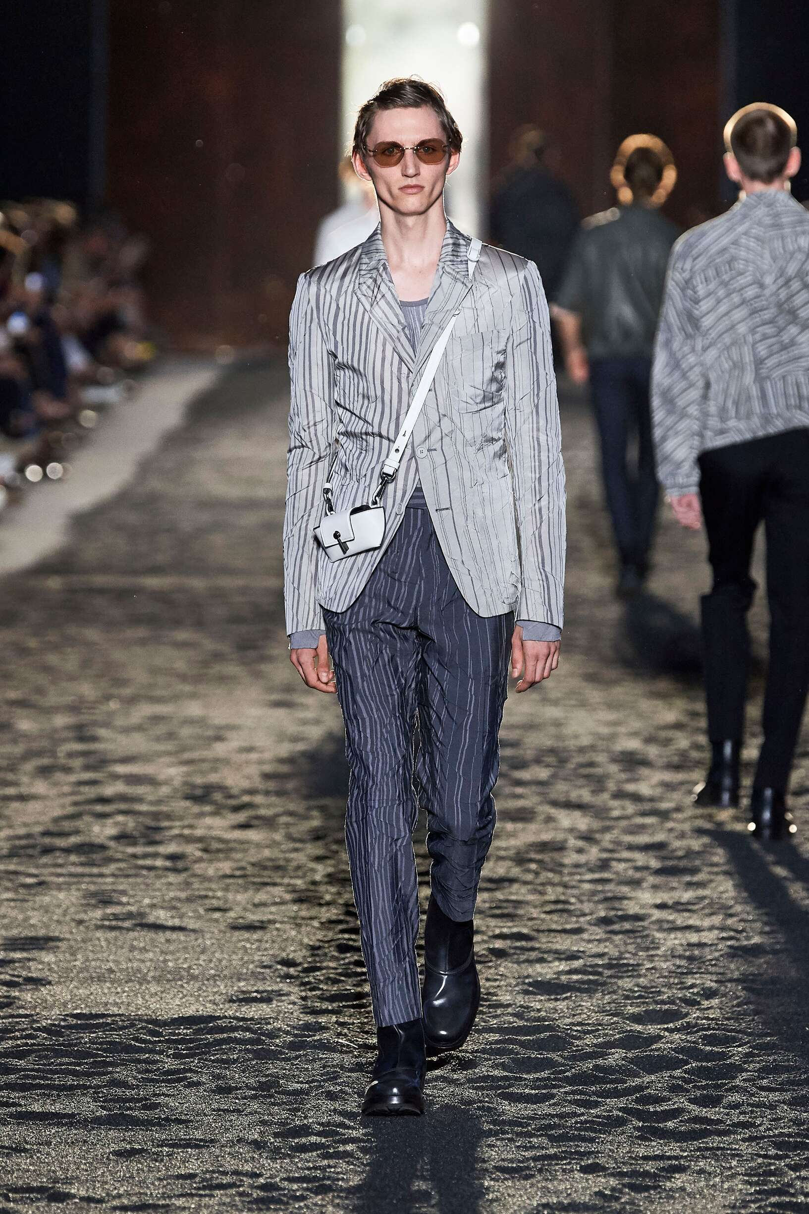 Ermenegildo Zegna XXX Milan Fashion Week Menswear