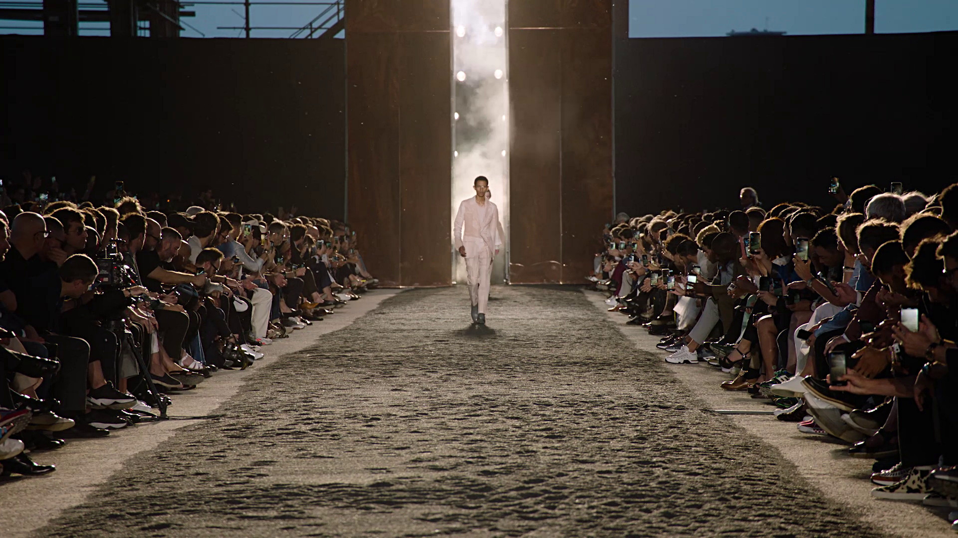 Ermenegildo Zegna XXX Spring Summer 2020 Men's Fashion Show - Milan Fashion Week