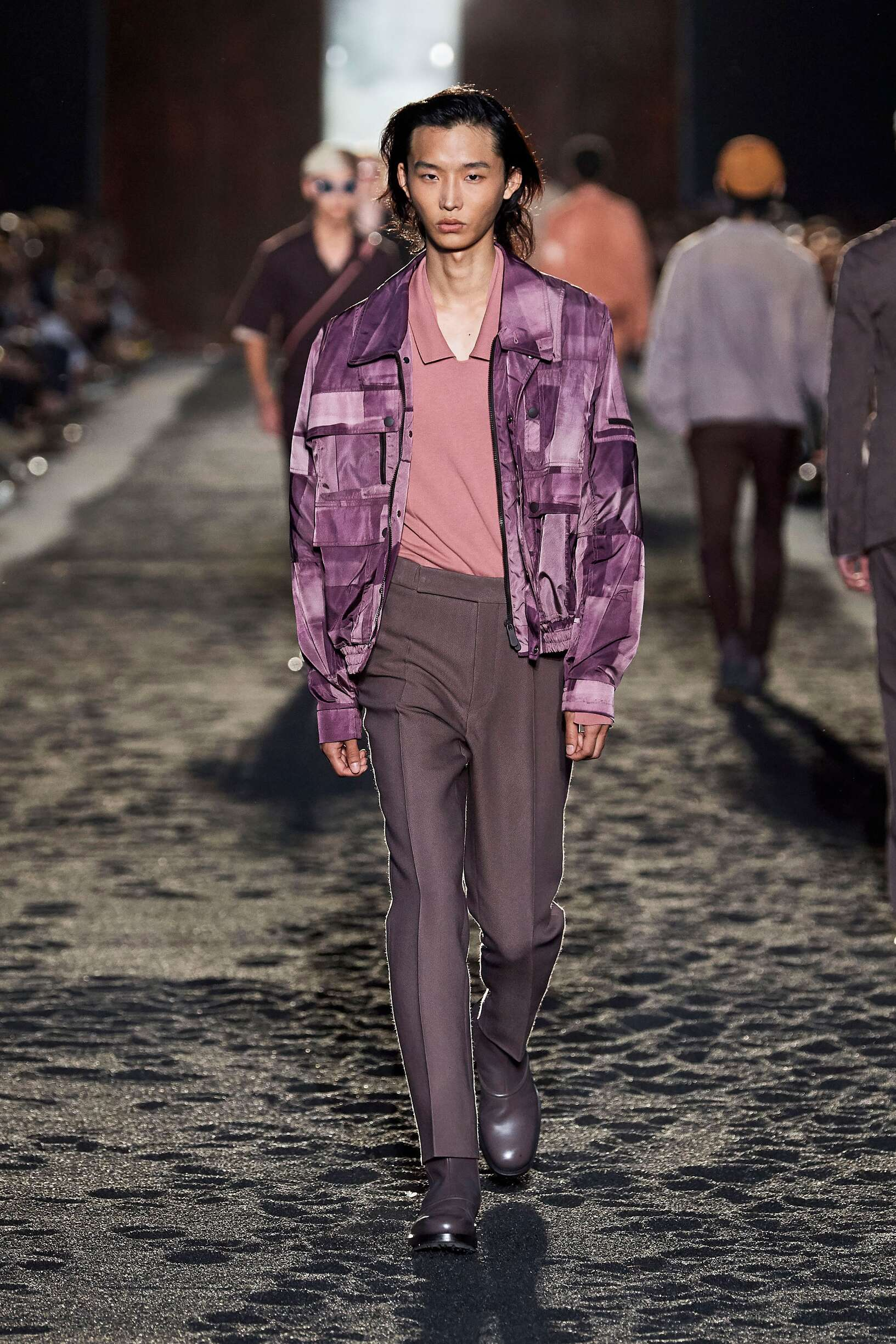Ermenegildo Zegna XXX Spring Summer 2020 Mens Collection Milan Fashion Week