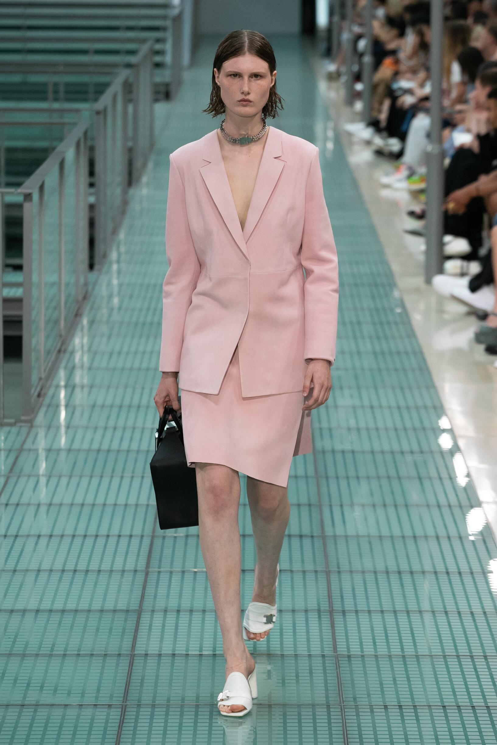 Fashion 2020 Catwalk Alyx Summer Womens Collection