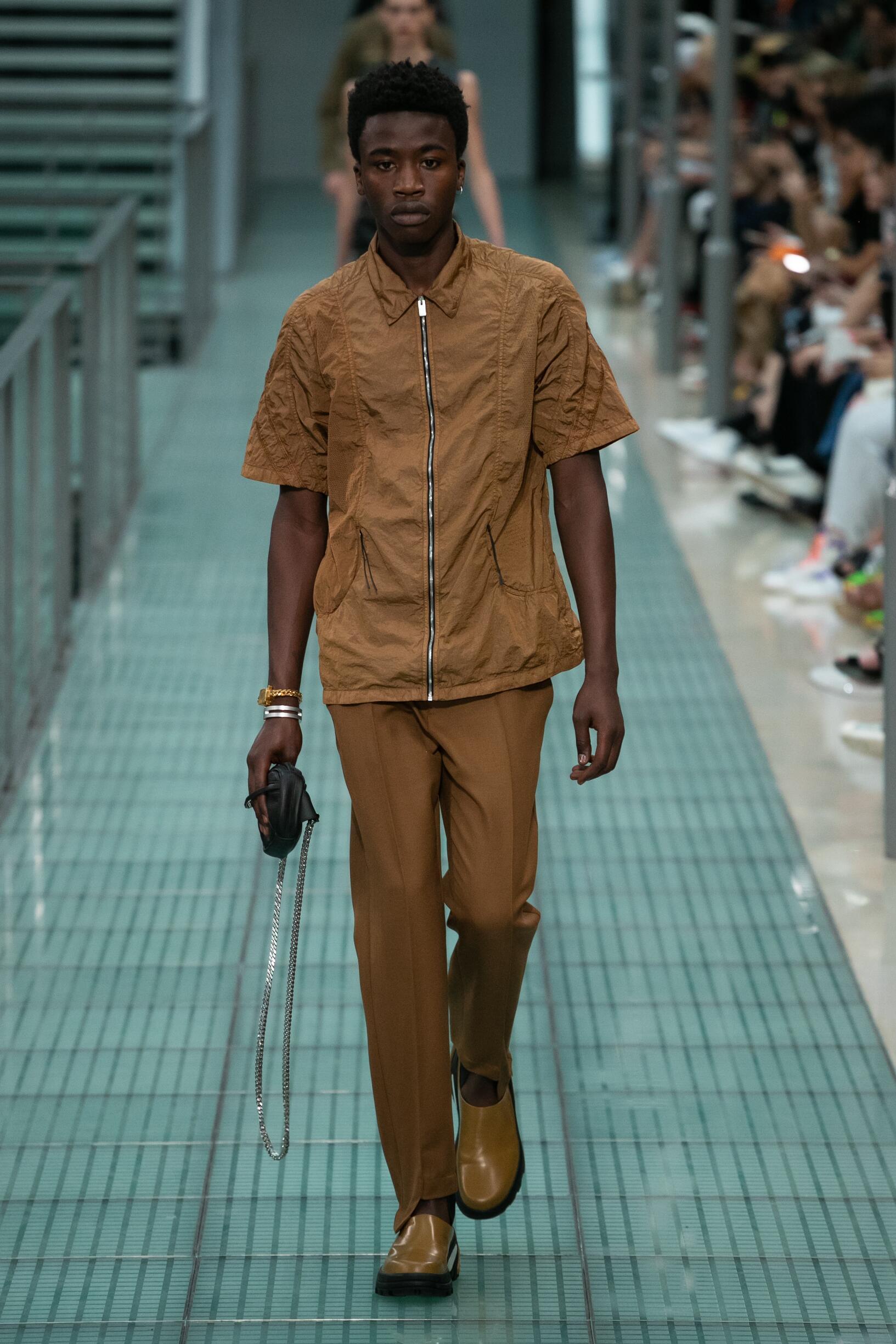 Fashion 2020 Catwalk Alyx