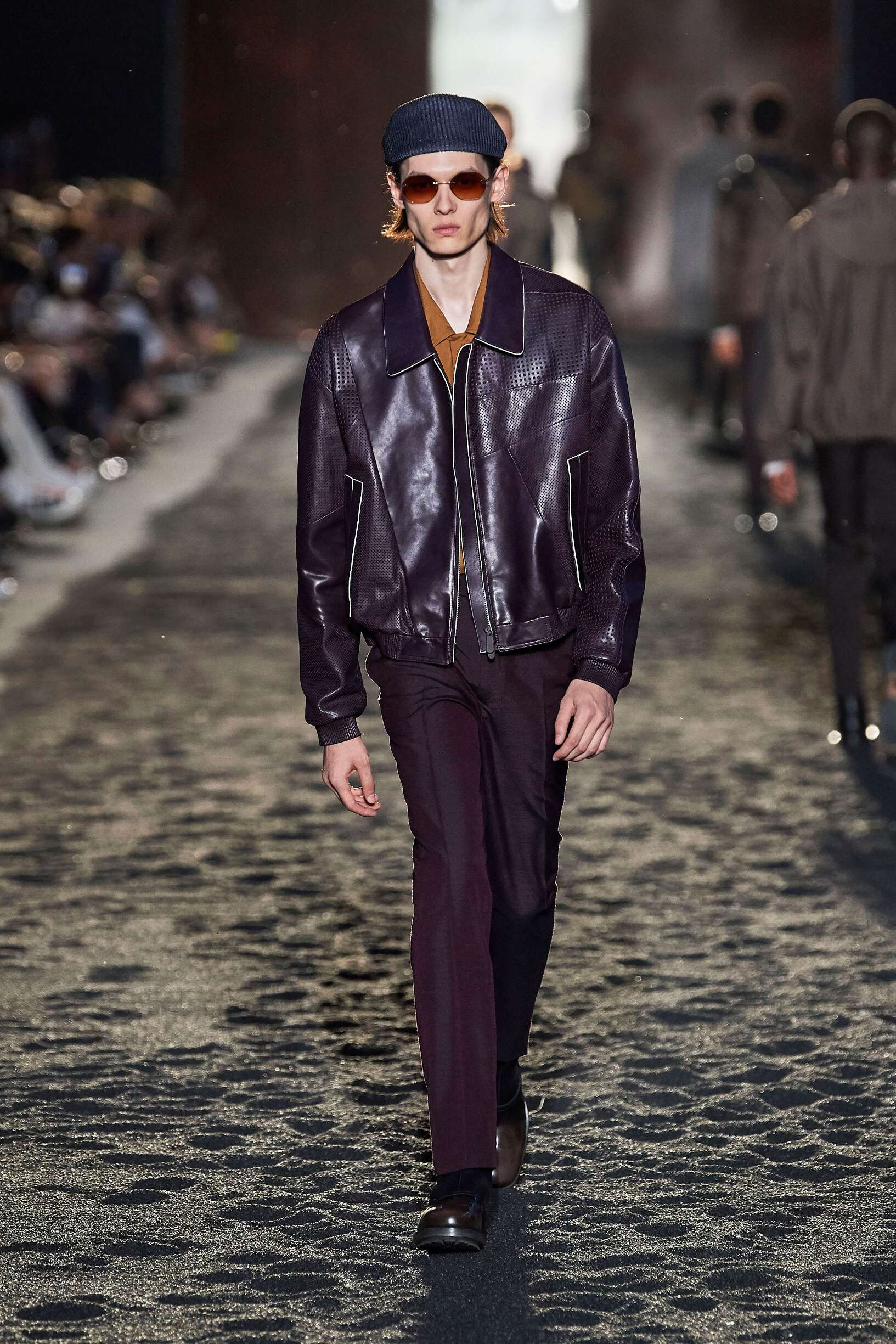 Fashion 2020 Catwalk Ermenegildo Zegna XXX Summer