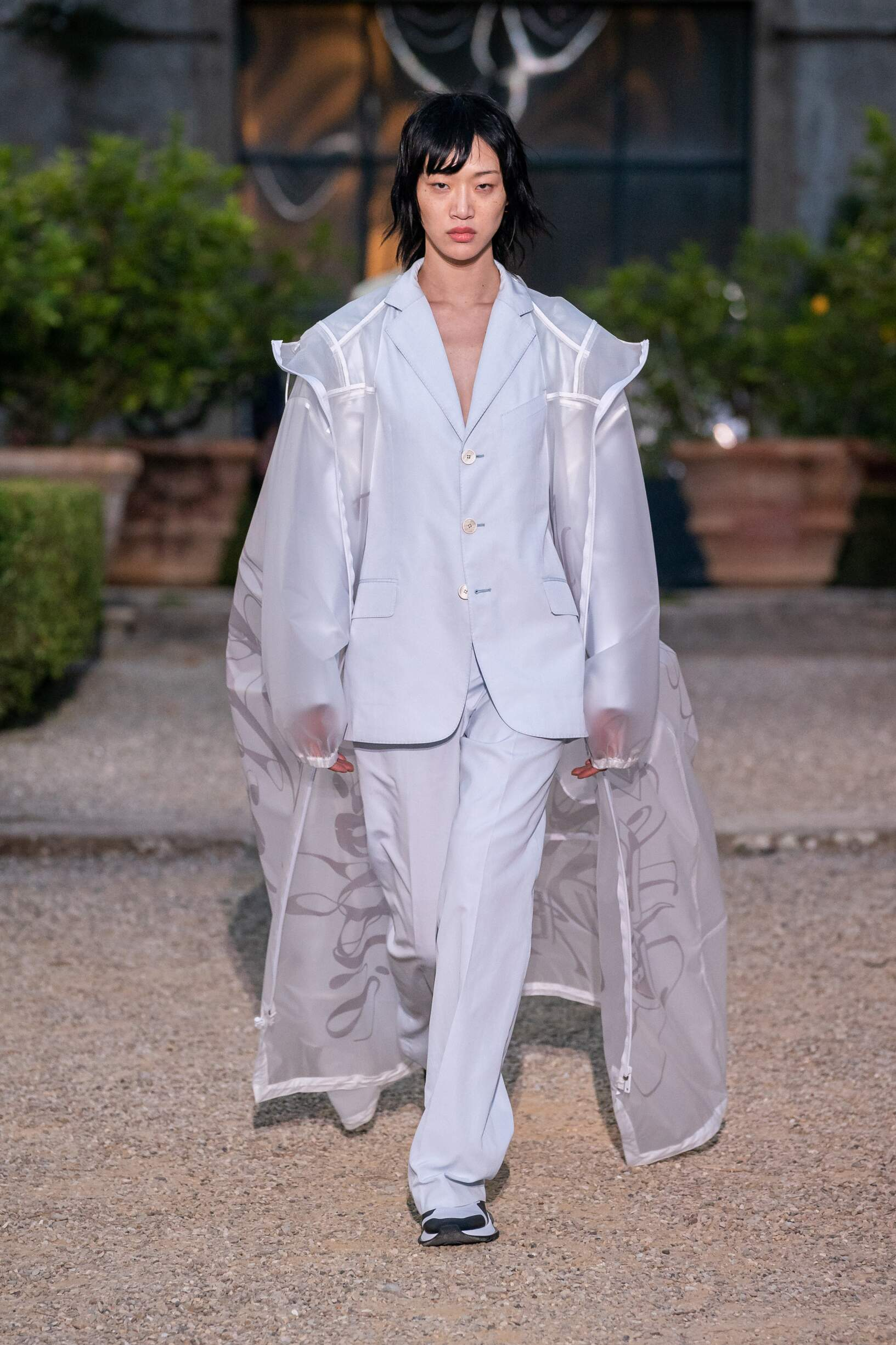 Fashion 2020 Catwalk Givenchy