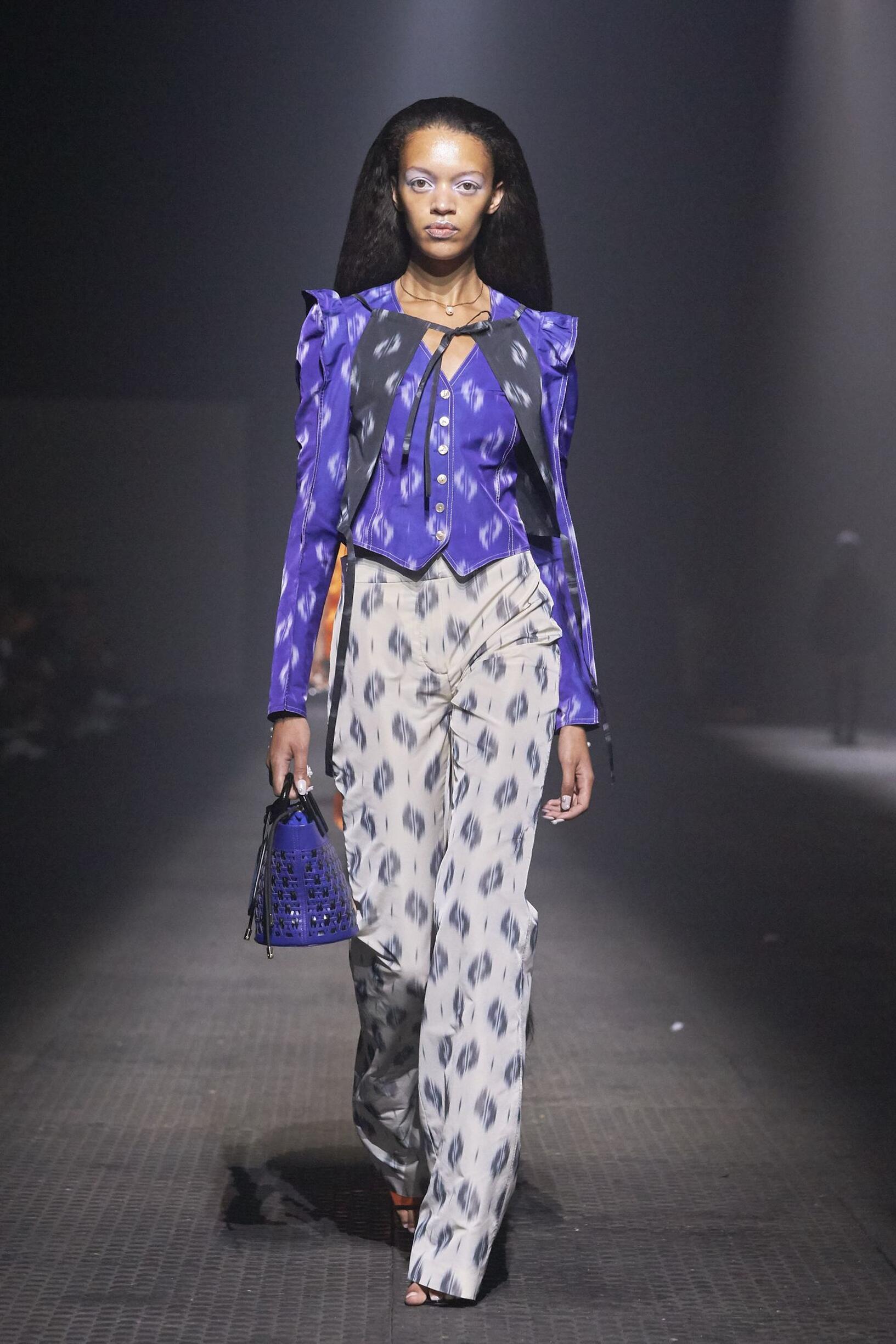 Fashion 2020 Catwalk Kenzo Summer