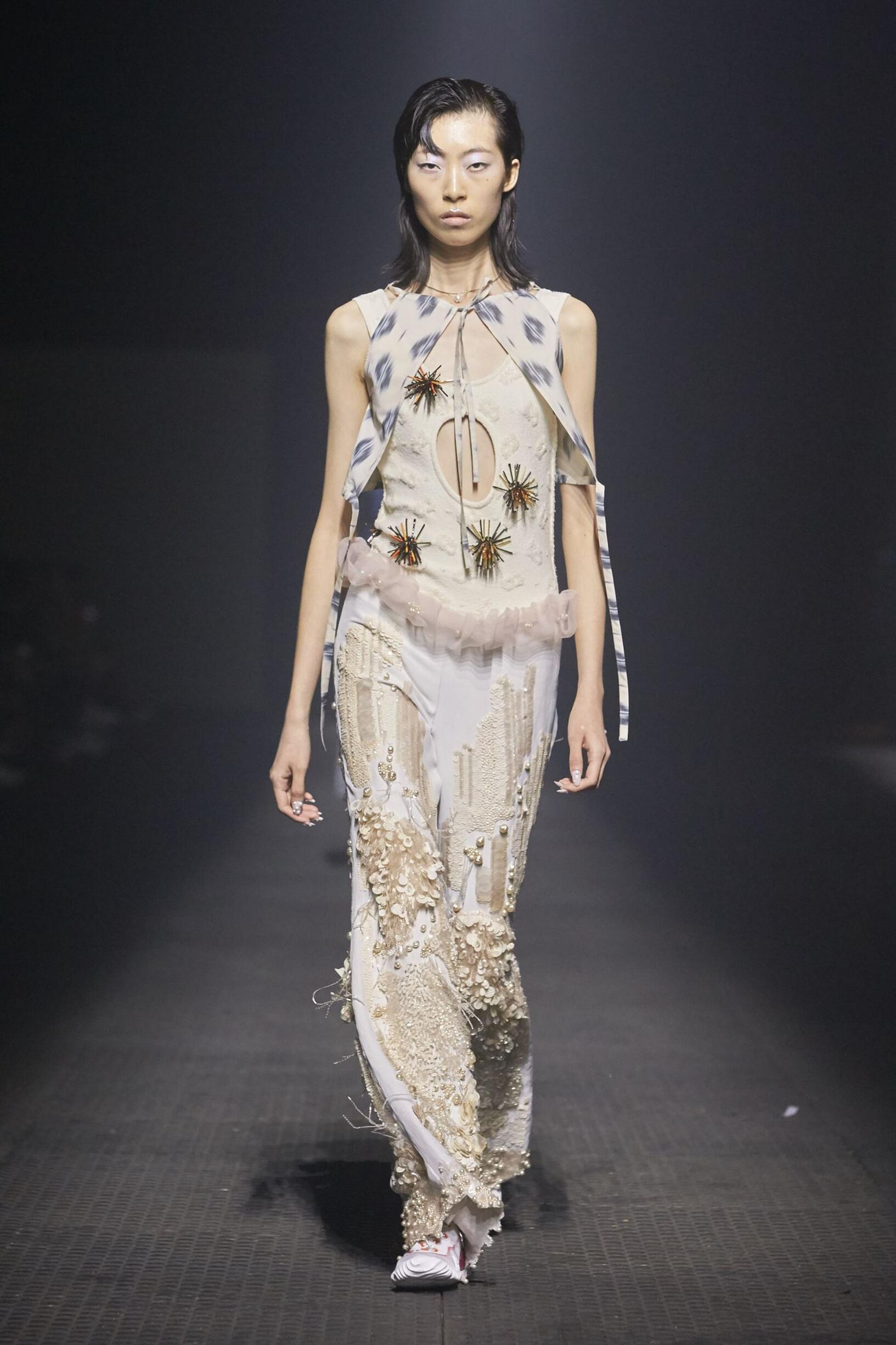 Fashion 2020 Catwalk Kenzo