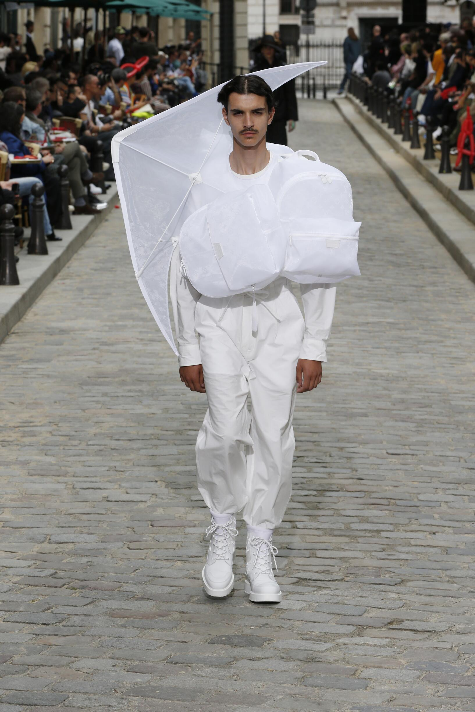Fashion 2020 Catwalk Louis Vuitton
