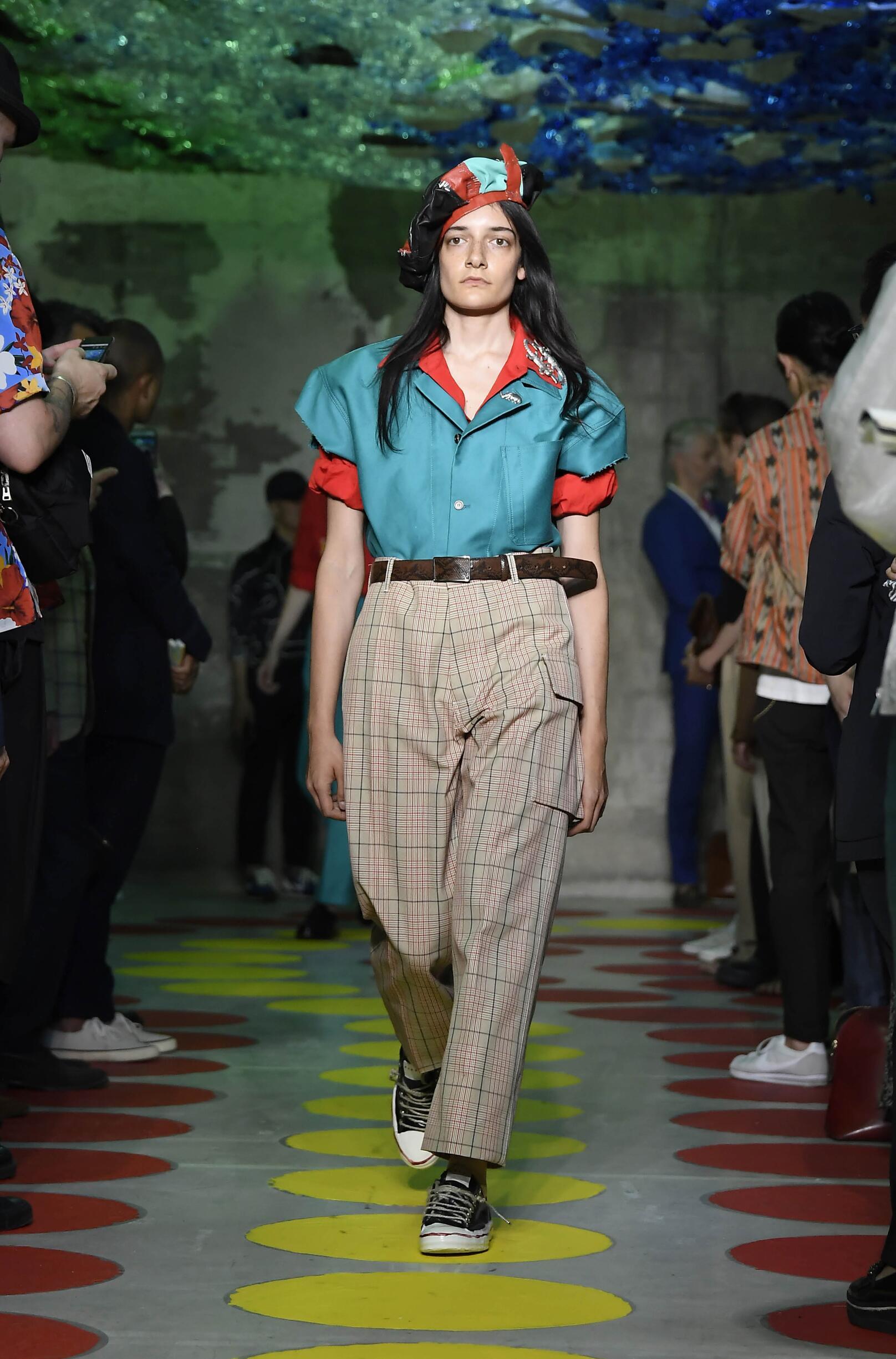 Fashion 2020 Catwalk Marni Summer