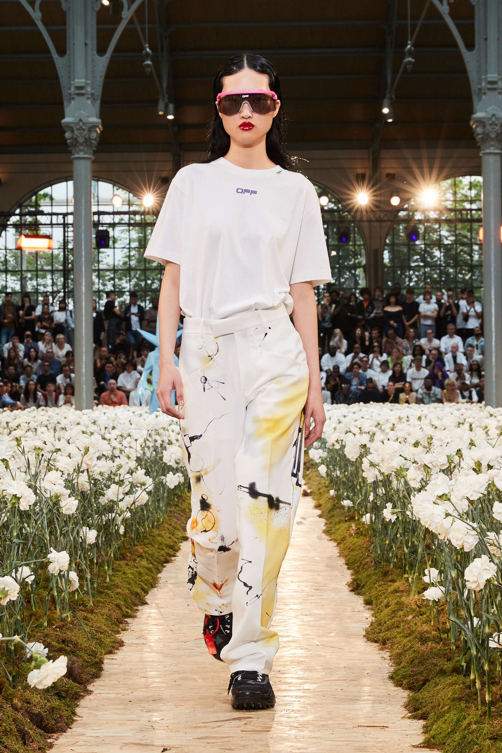Fashion 2020 Catwalk Off White c/o Virgil Abloh Summer