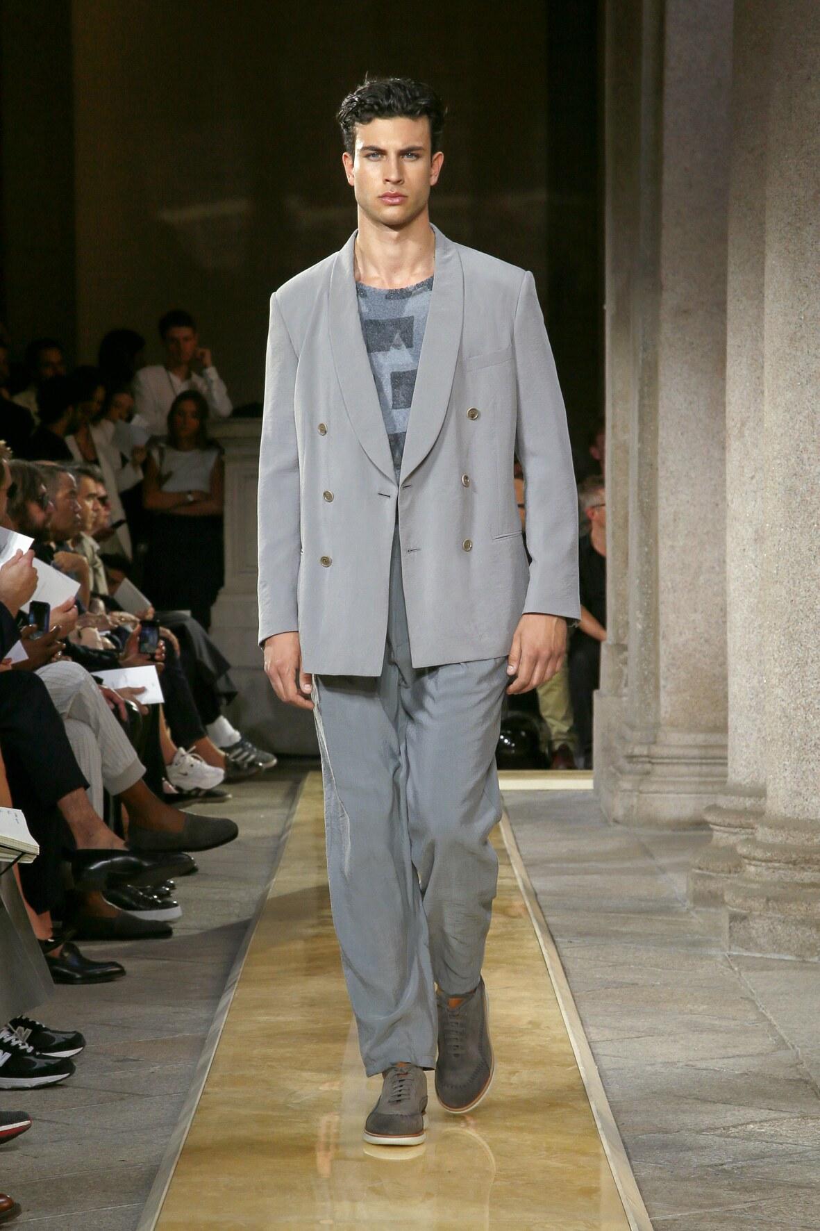 Fashion 2020 Men Style Giorgio Armani
