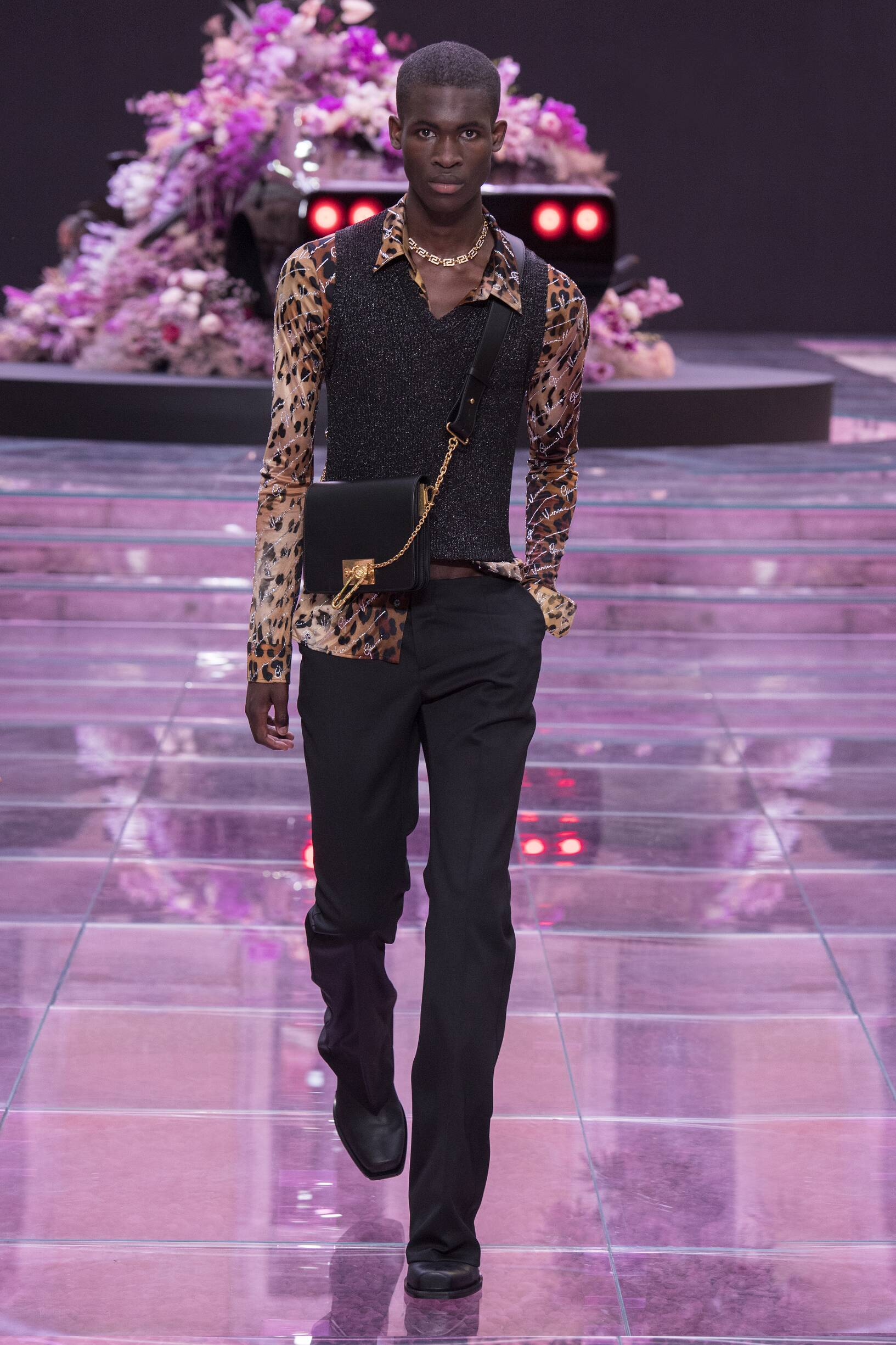 Fashion 2020 Mens Style Versace