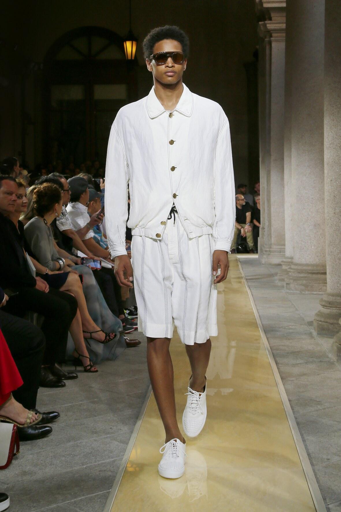 Fashion 2020 Runway Giorgio Armani Summer