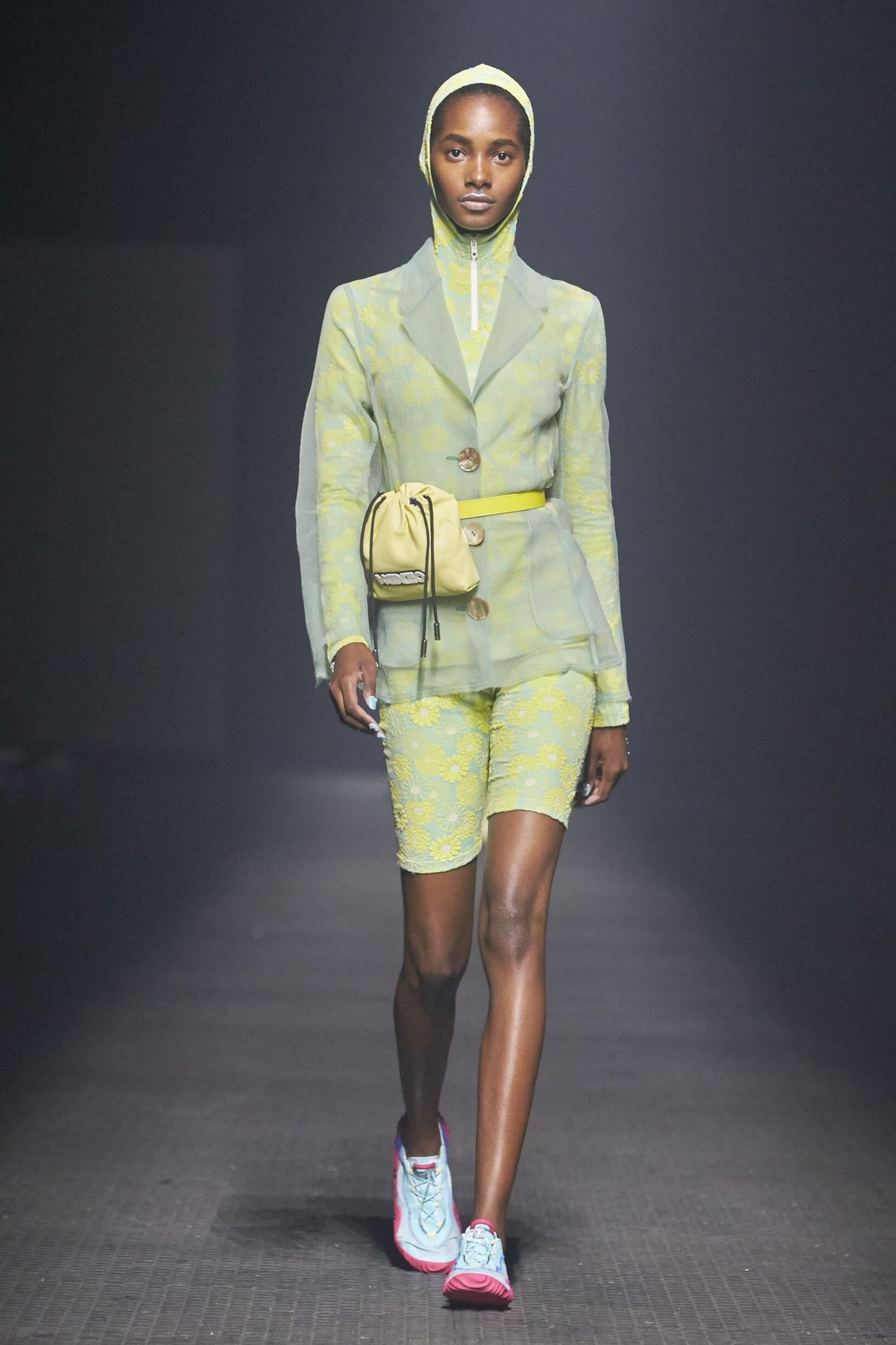 Fashion 2020 Runway Kenzo SS