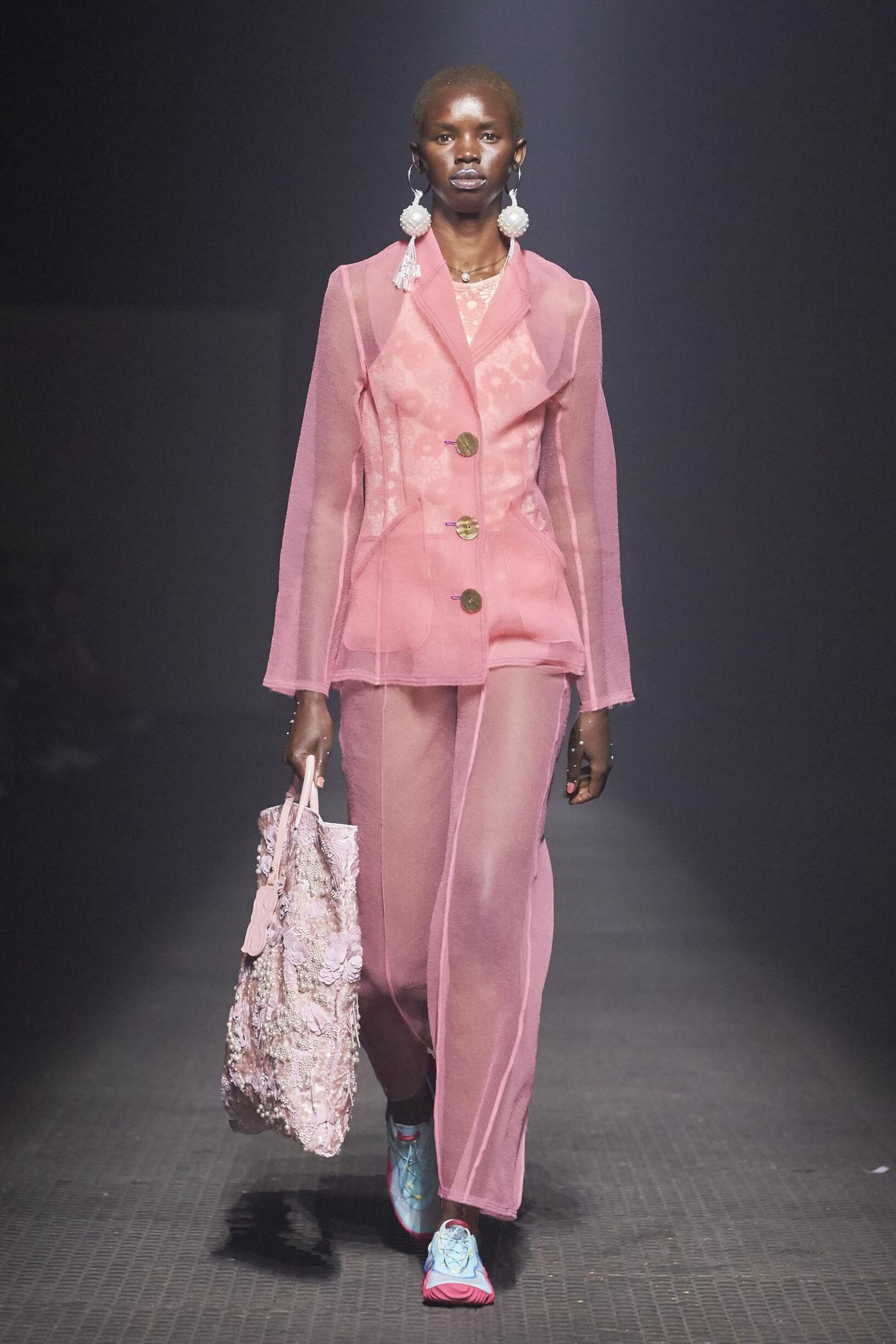 Fashion 2020 Runway Kenzo Summer