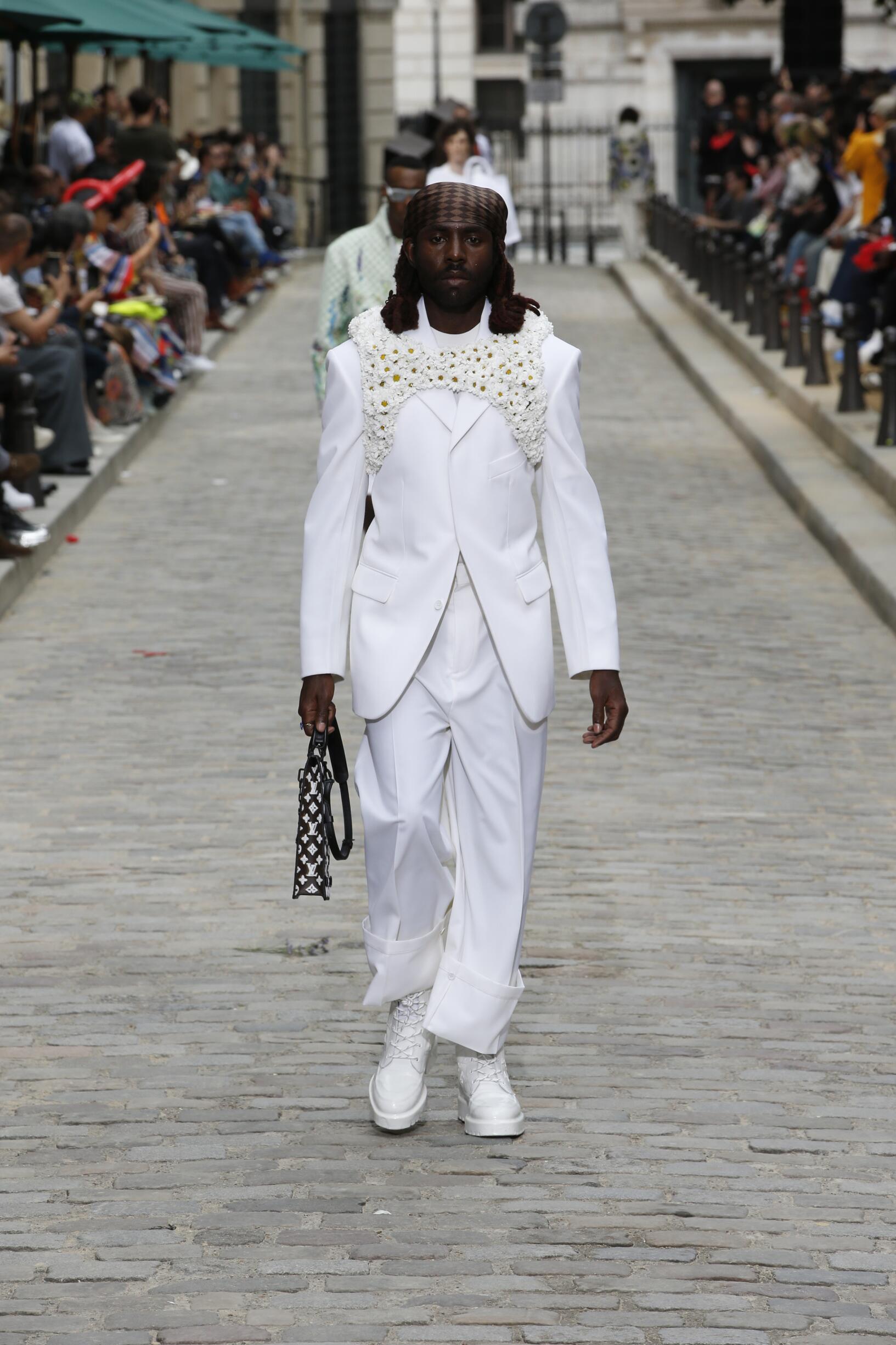 Fashion 2020 Runway Louis Vuitton Summer