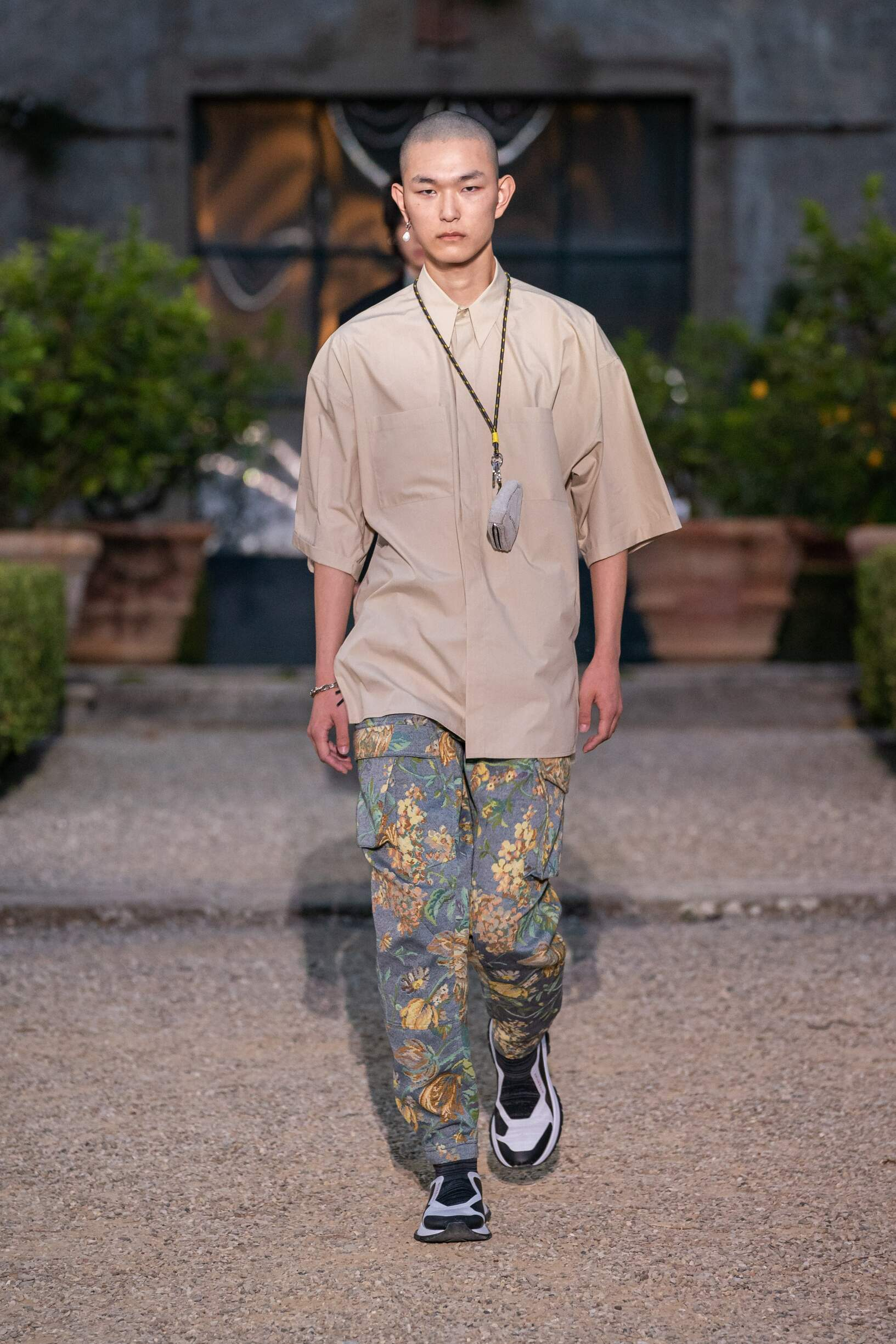 Fashion 2020 Runway Man Givenchy Summer