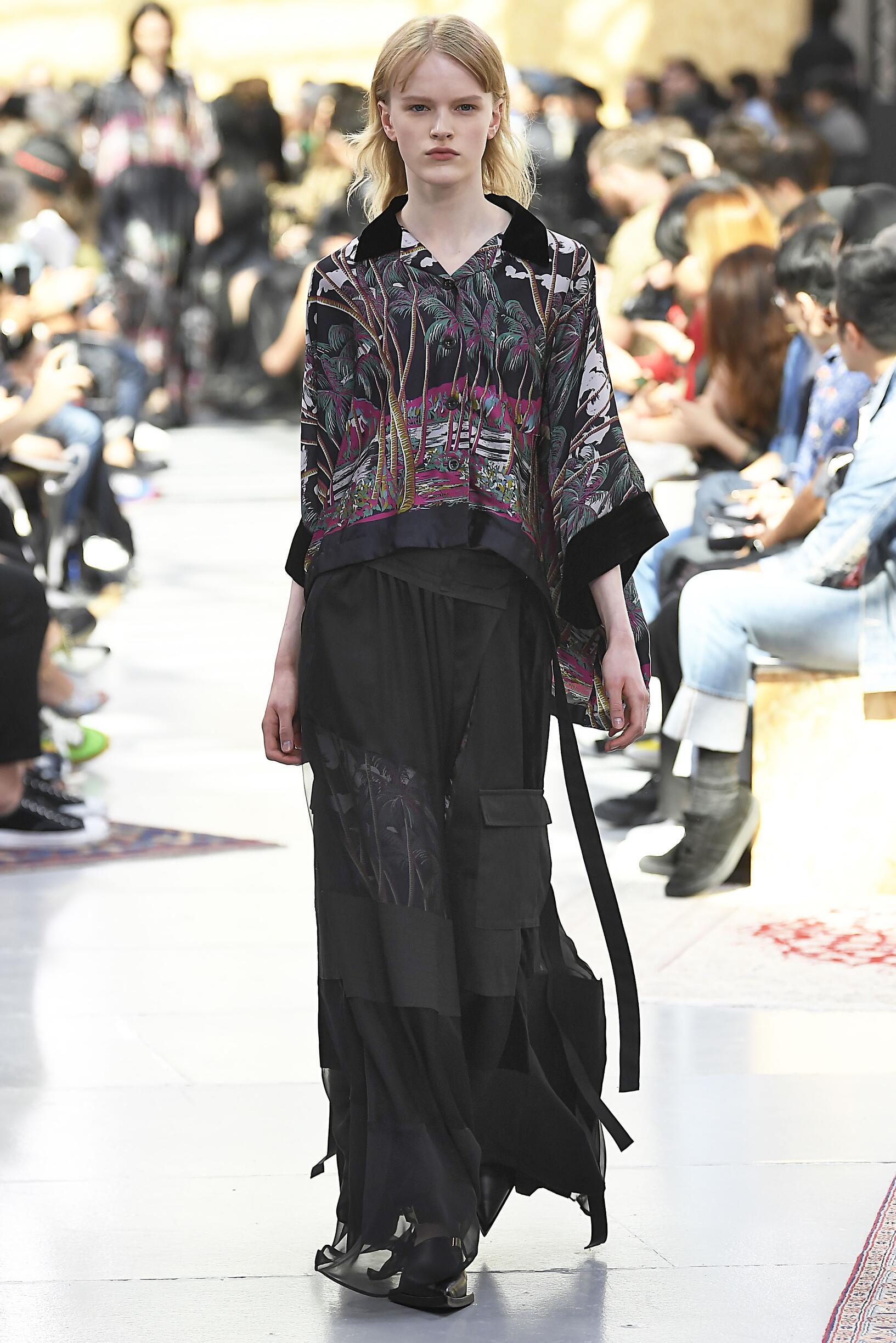 Fashion 2020 Womens Style Sacai
