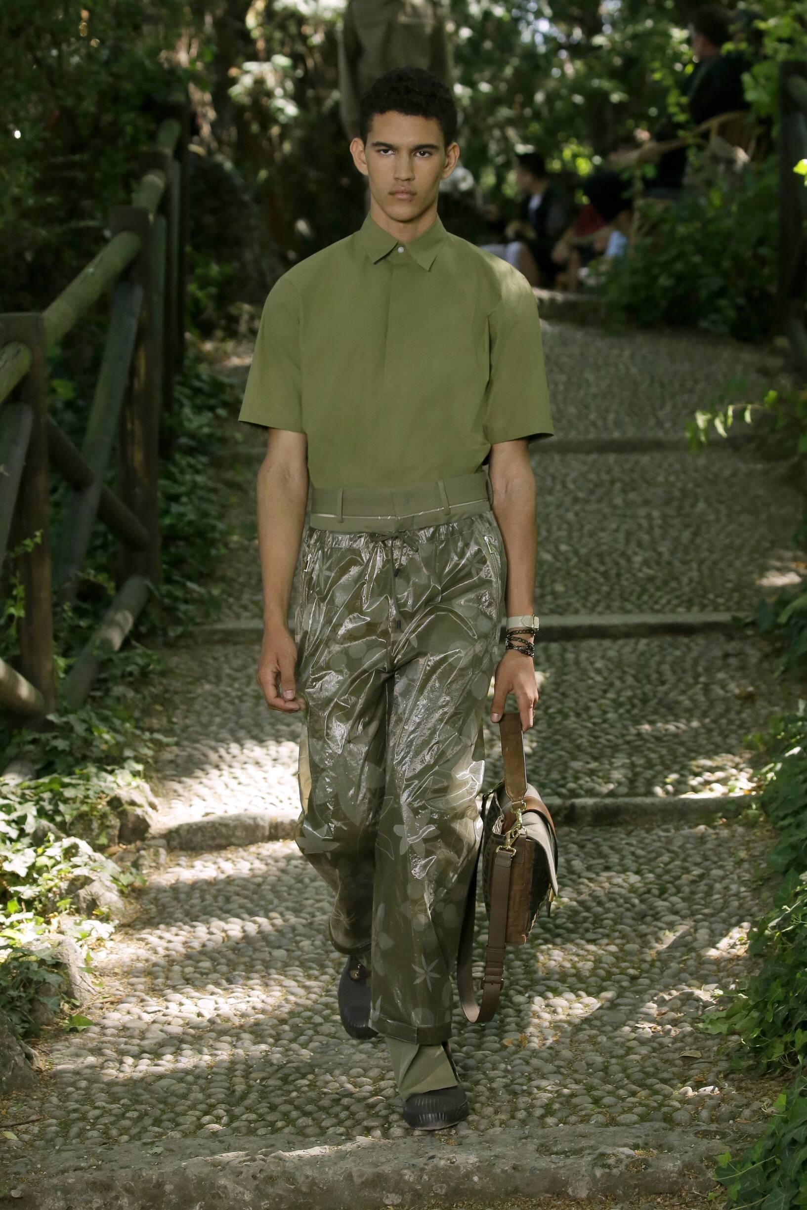 Fendi SS 2020 Menswear